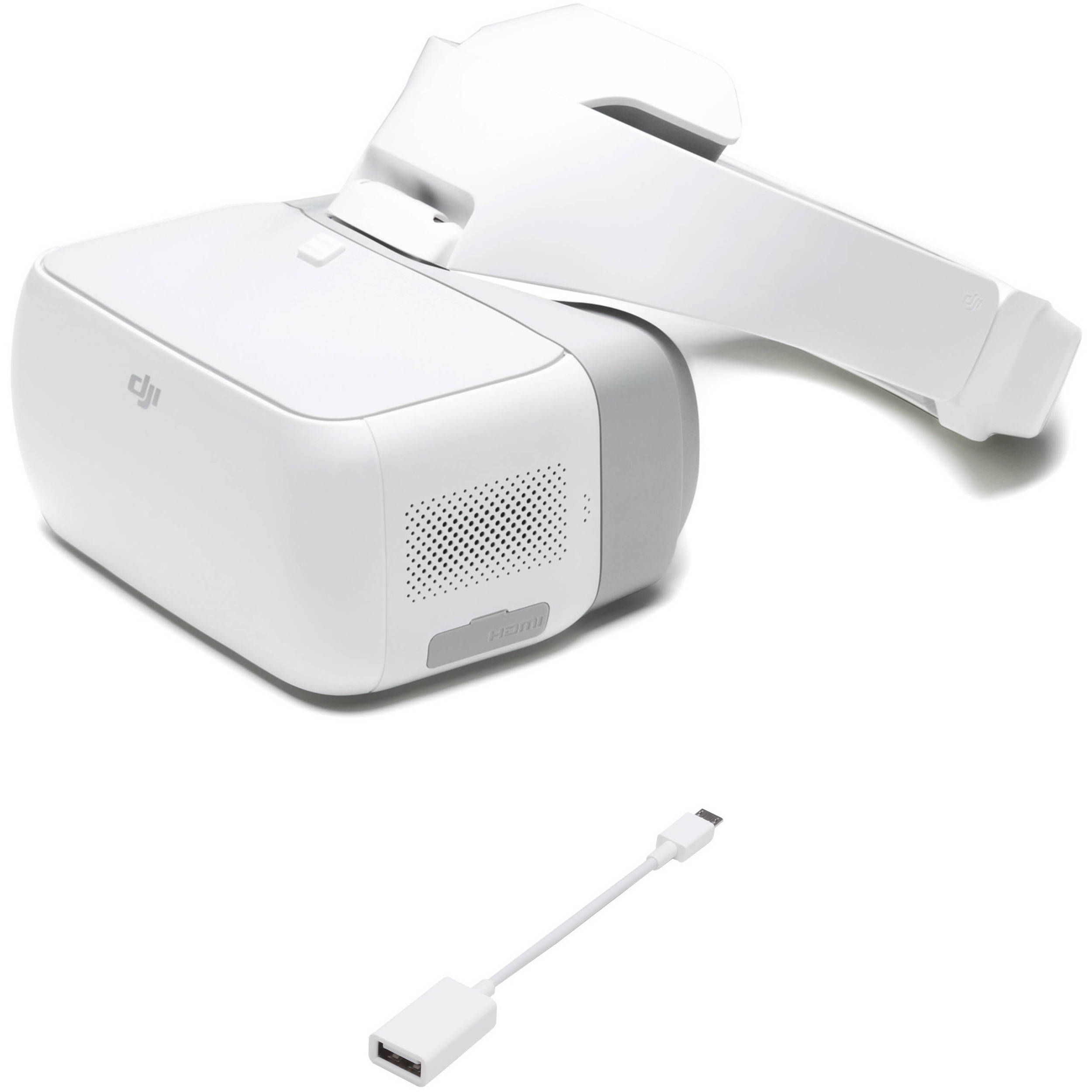Dji Goggles Fpv Headset Kit With Micro Usb Otg Cable B Amp H Photo