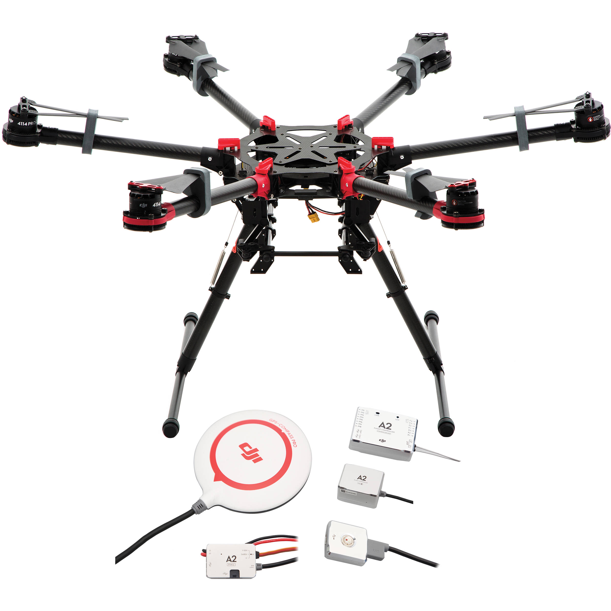 dji spreading wings s900 hexcopter cb sb 000016 b u0026h photo
