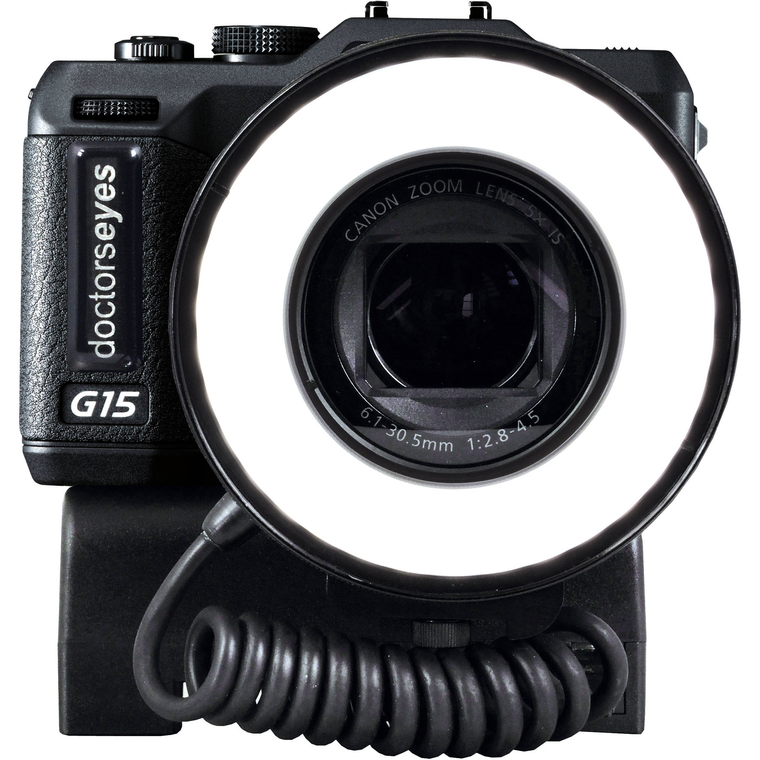 Ring Light For Compact Camera