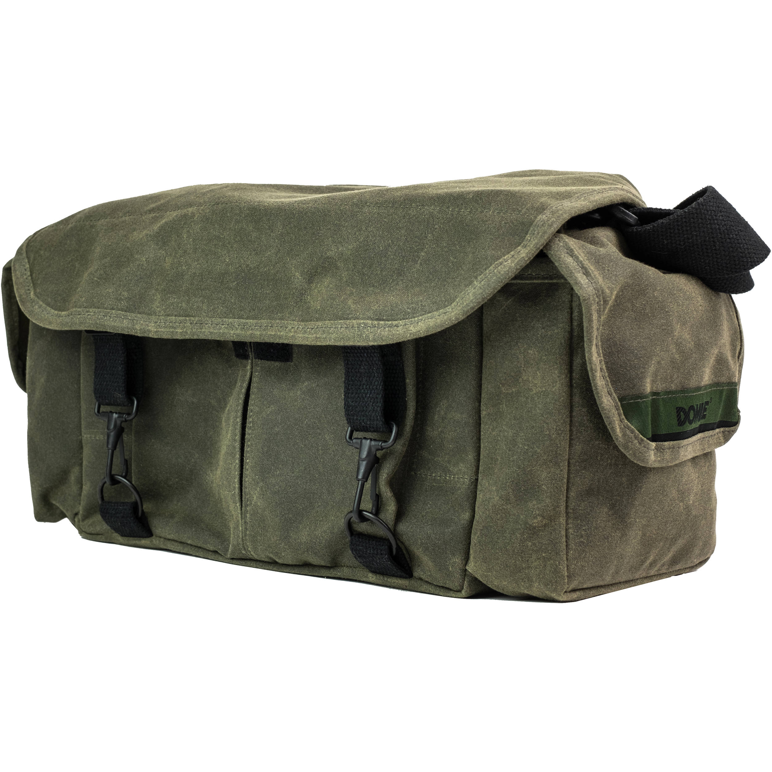 domke f 2 ruggedwear shooter 39 s bag military green 700 02m b h. Black Bedroom Furniture Sets. Home Design Ideas