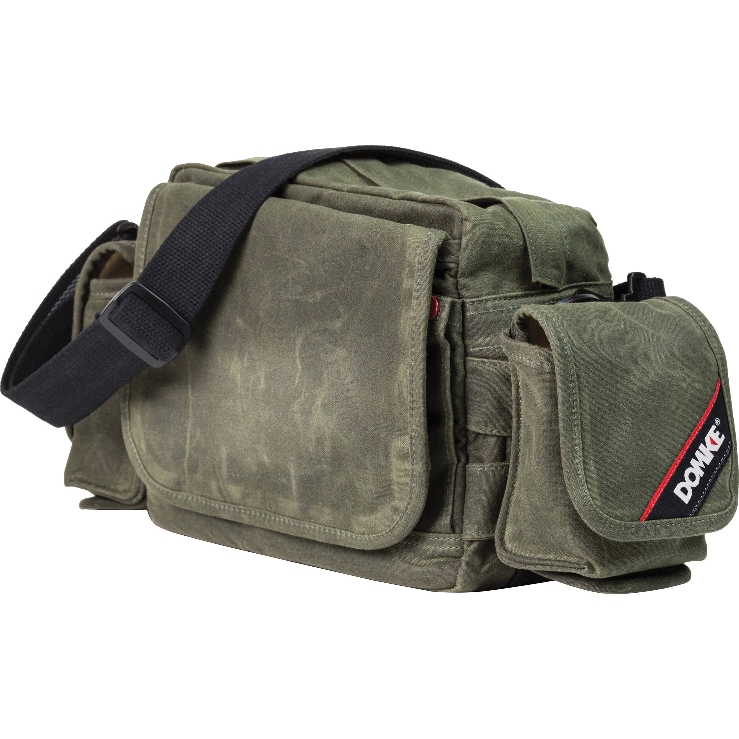 Domke Metro Messenger Ruggedwear Military