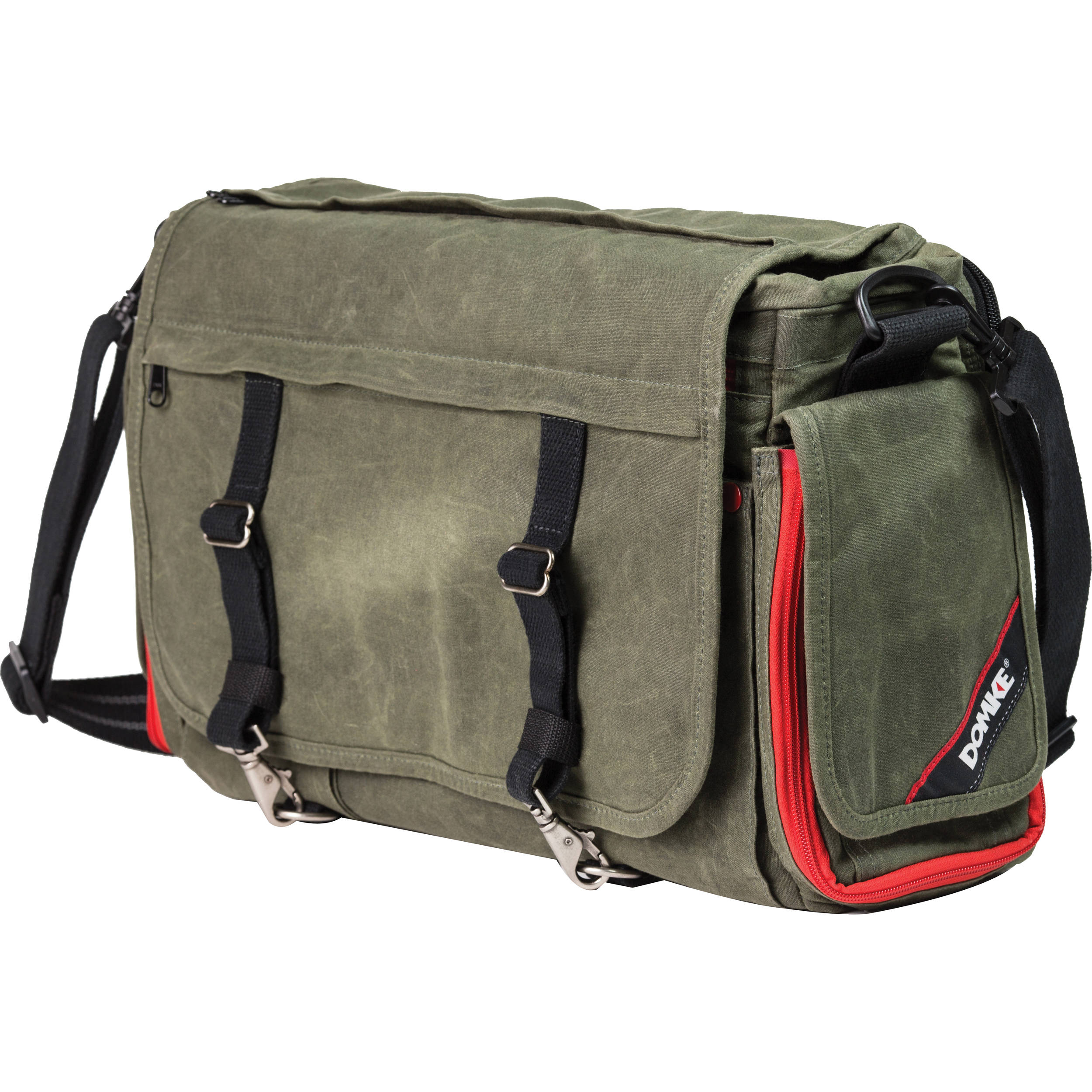 Domke Next Generation Metro Messenger Camera Bag Military Ruggedwear