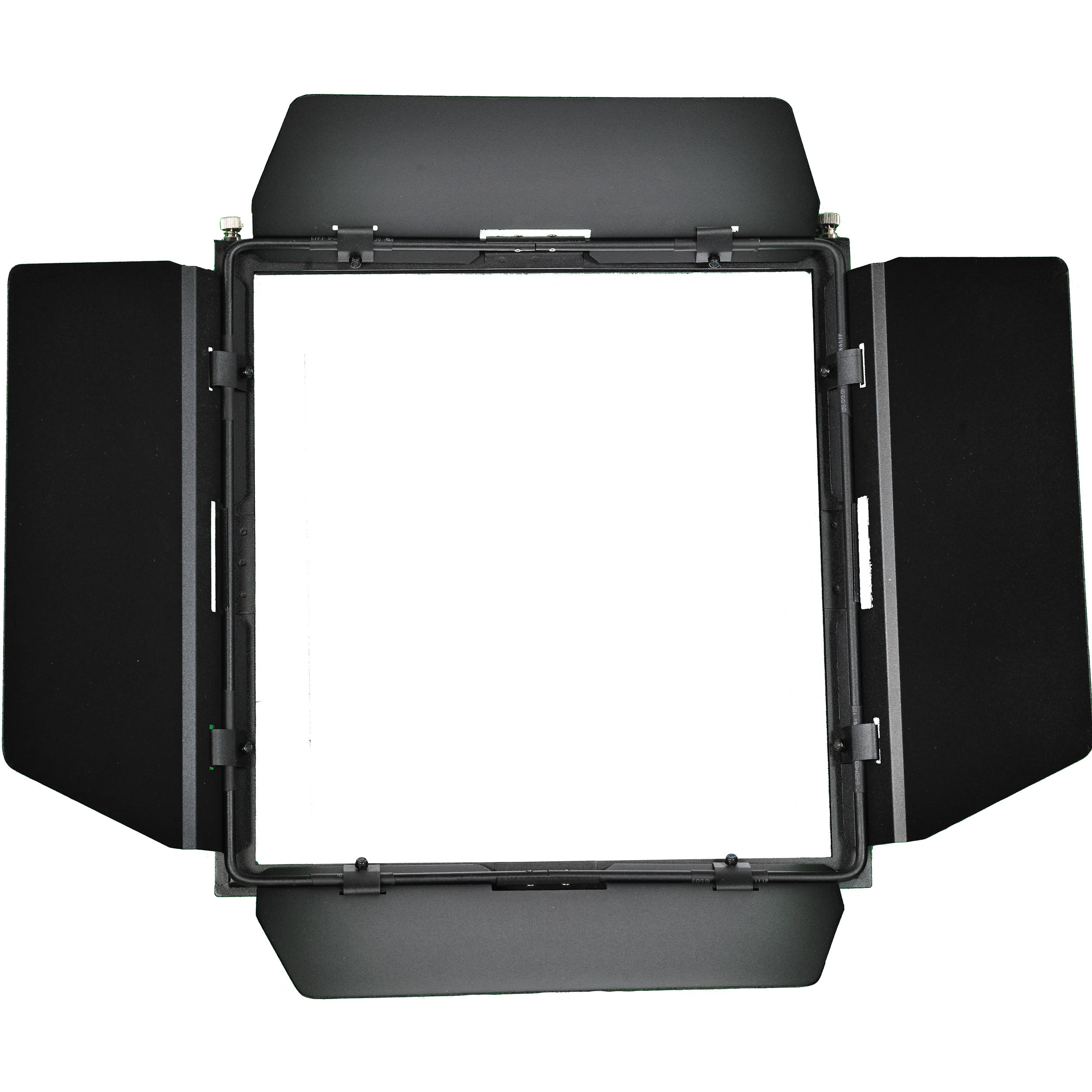 Dracast Barndoors For Led1000 Dr Barn1000 B Amp H Photo Video