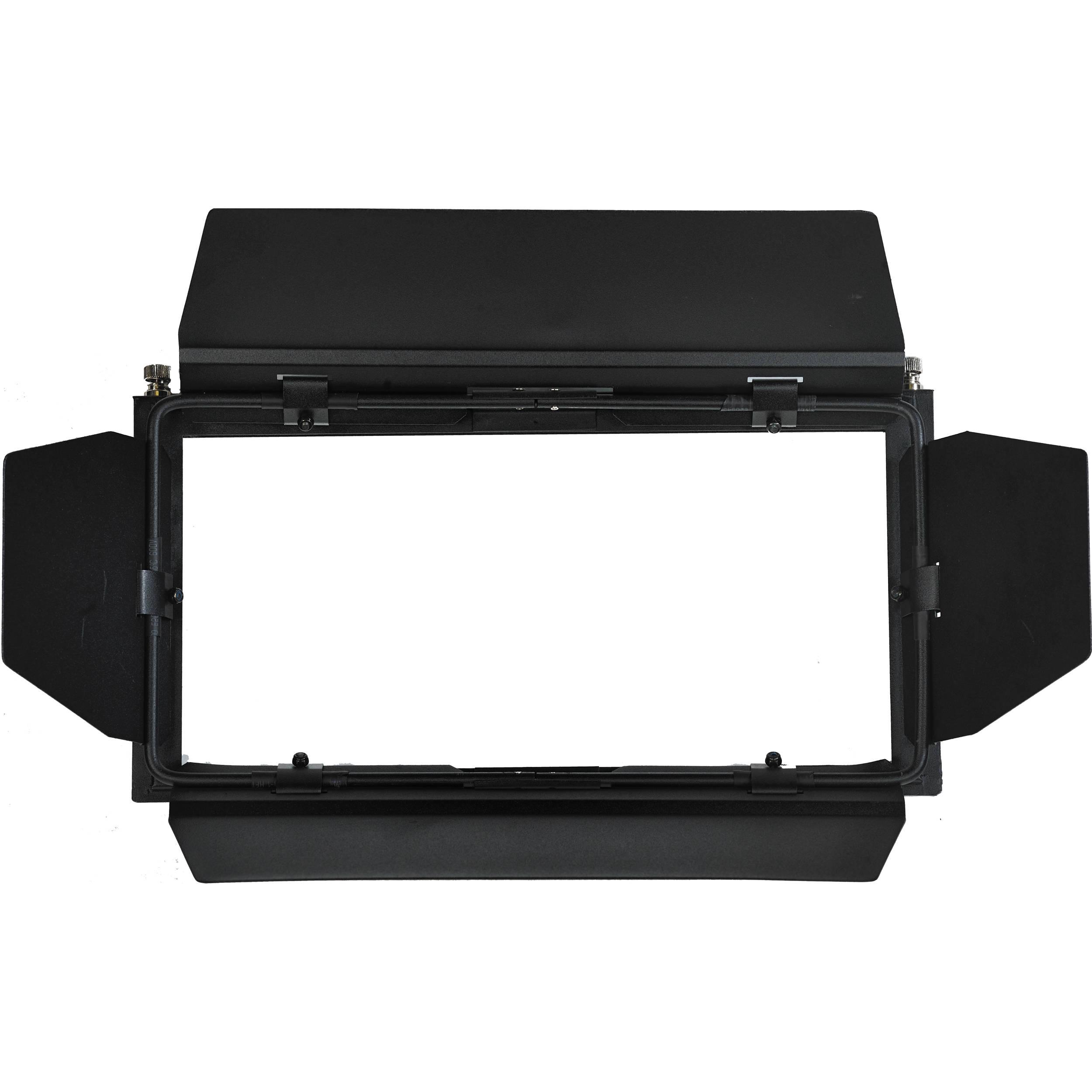 Lighting barndoors bh photo video dracast barndoors for led500 eventshaper