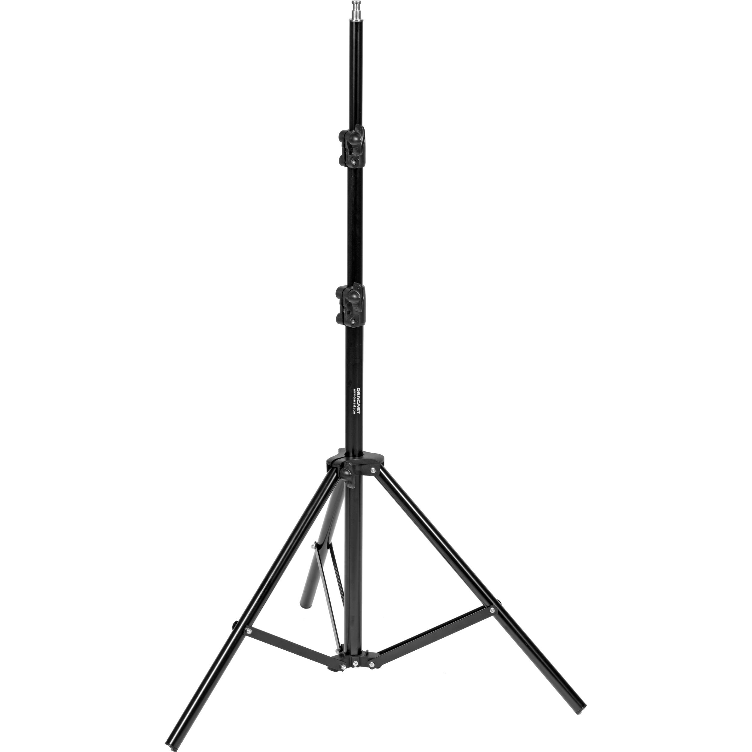 Dracast dls 805 air cushioned light stand 7 2 39 dr dls805 b h for Stand 2 b