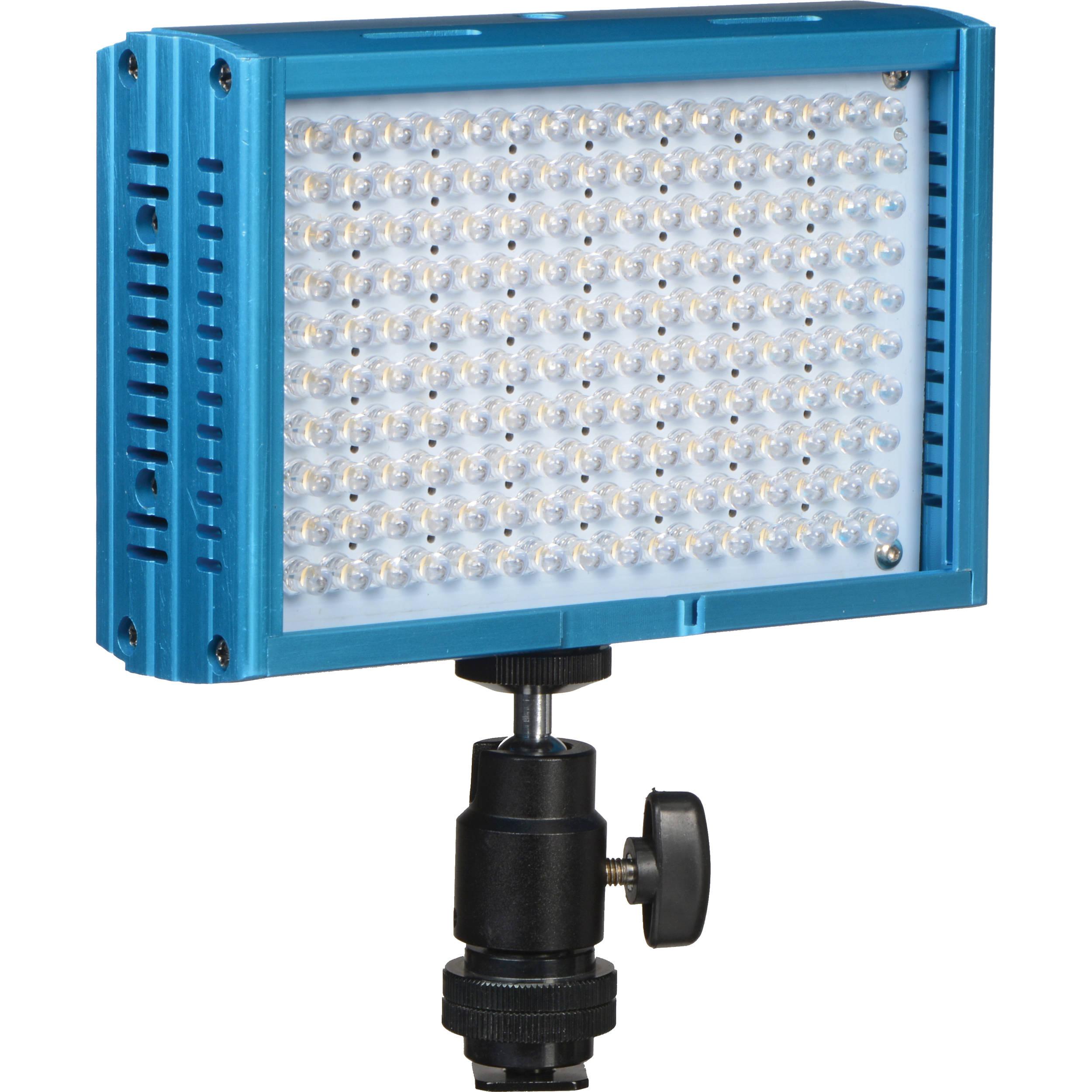 Dracast LED160 3200K Tungsten On-Camera Light DRP-LED160A