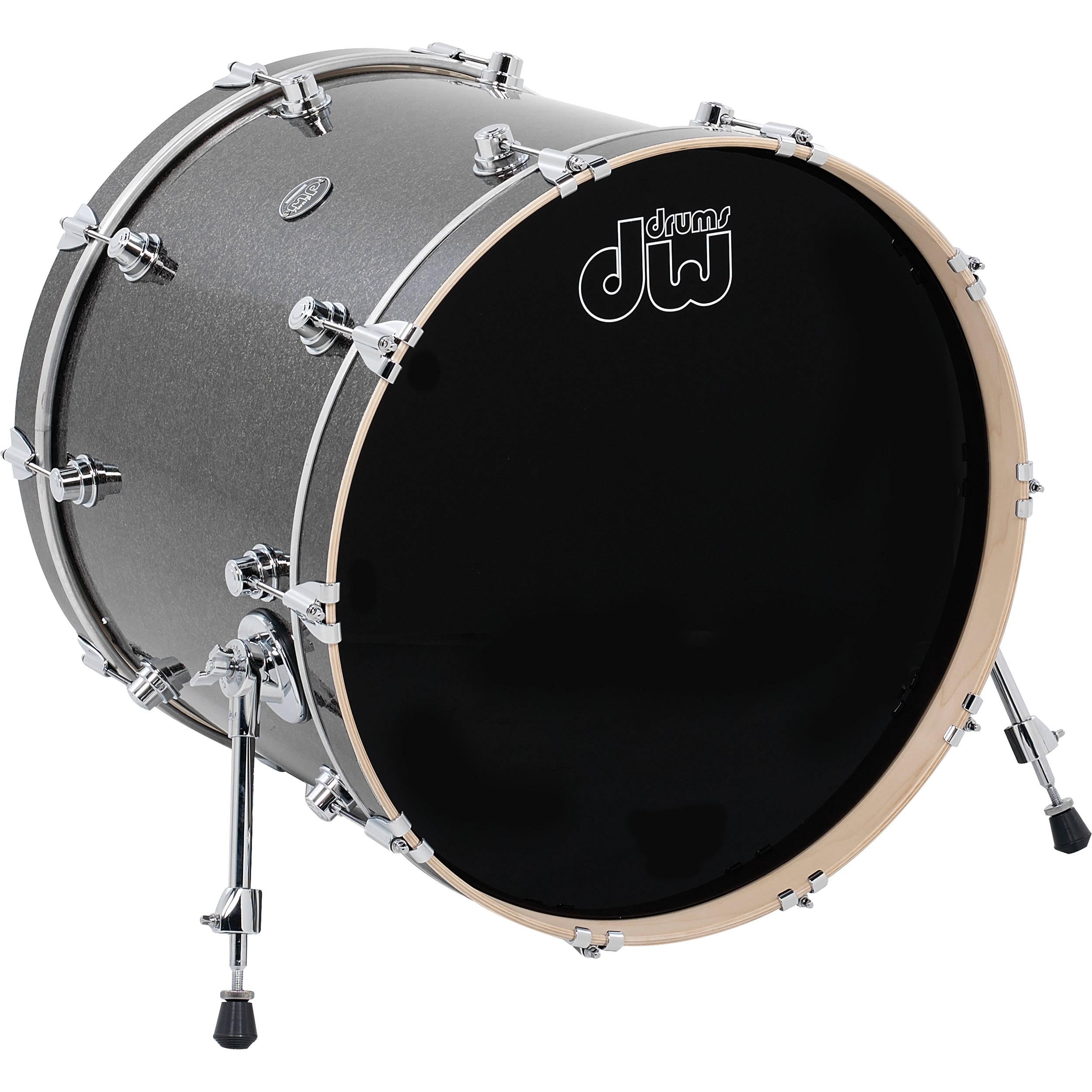 dw drums performance series 18 x 22 kick drpf1822kkps. Black Bedroom Furniture Sets. Home Design Ideas