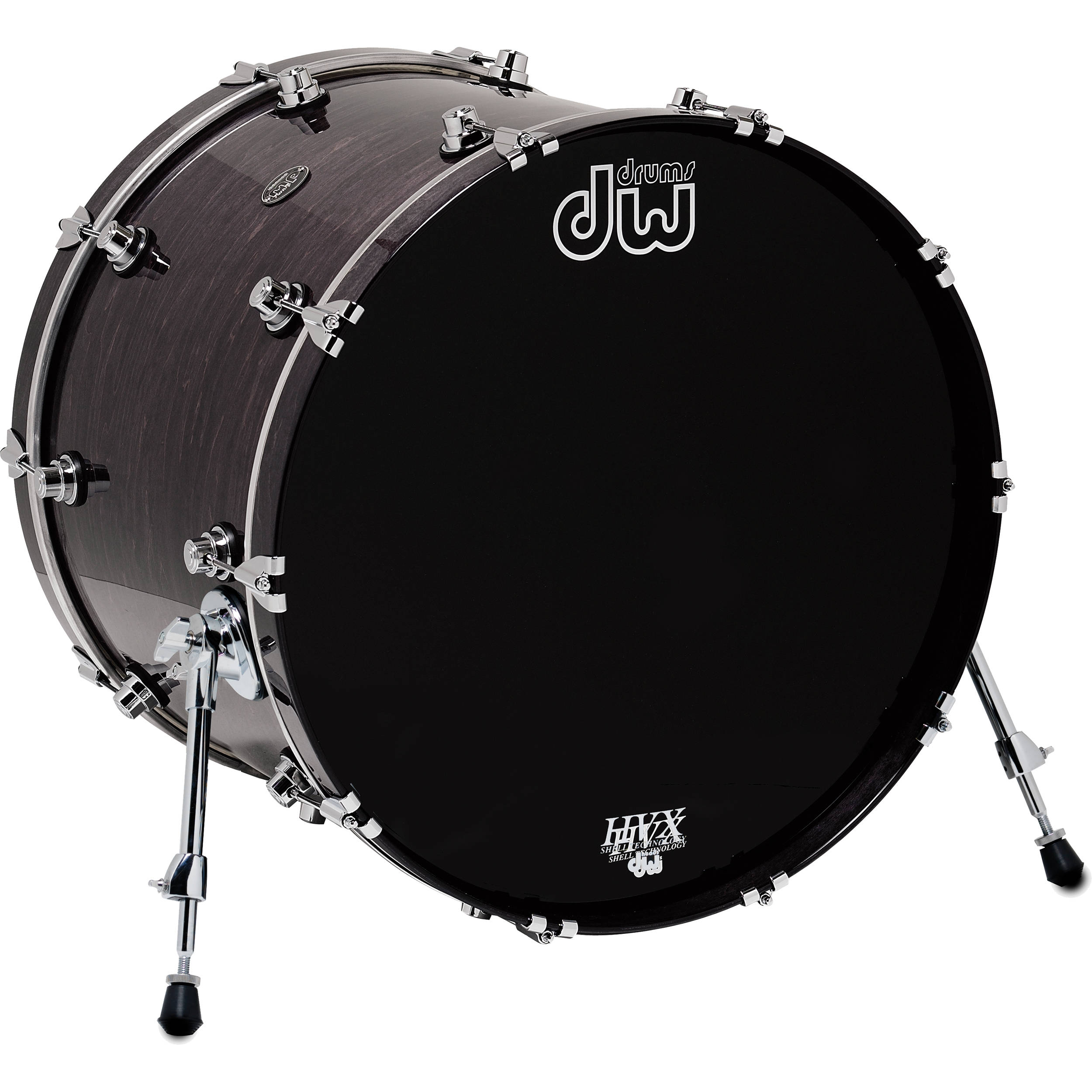 dw drums performance series 18 x 22 kick drpl1822kkes. Black Bedroom Furniture Sets. Home Design Ideas
