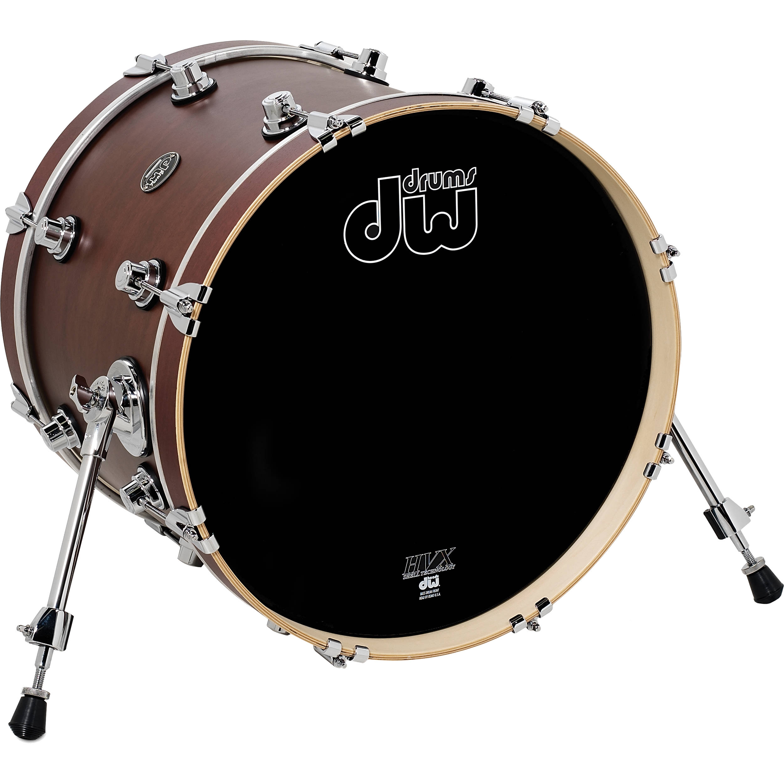 dw drums performance series 14 x 18 kick drum drps1418kktb. Black Bedroom Furniture Sets. Home Design Ideas