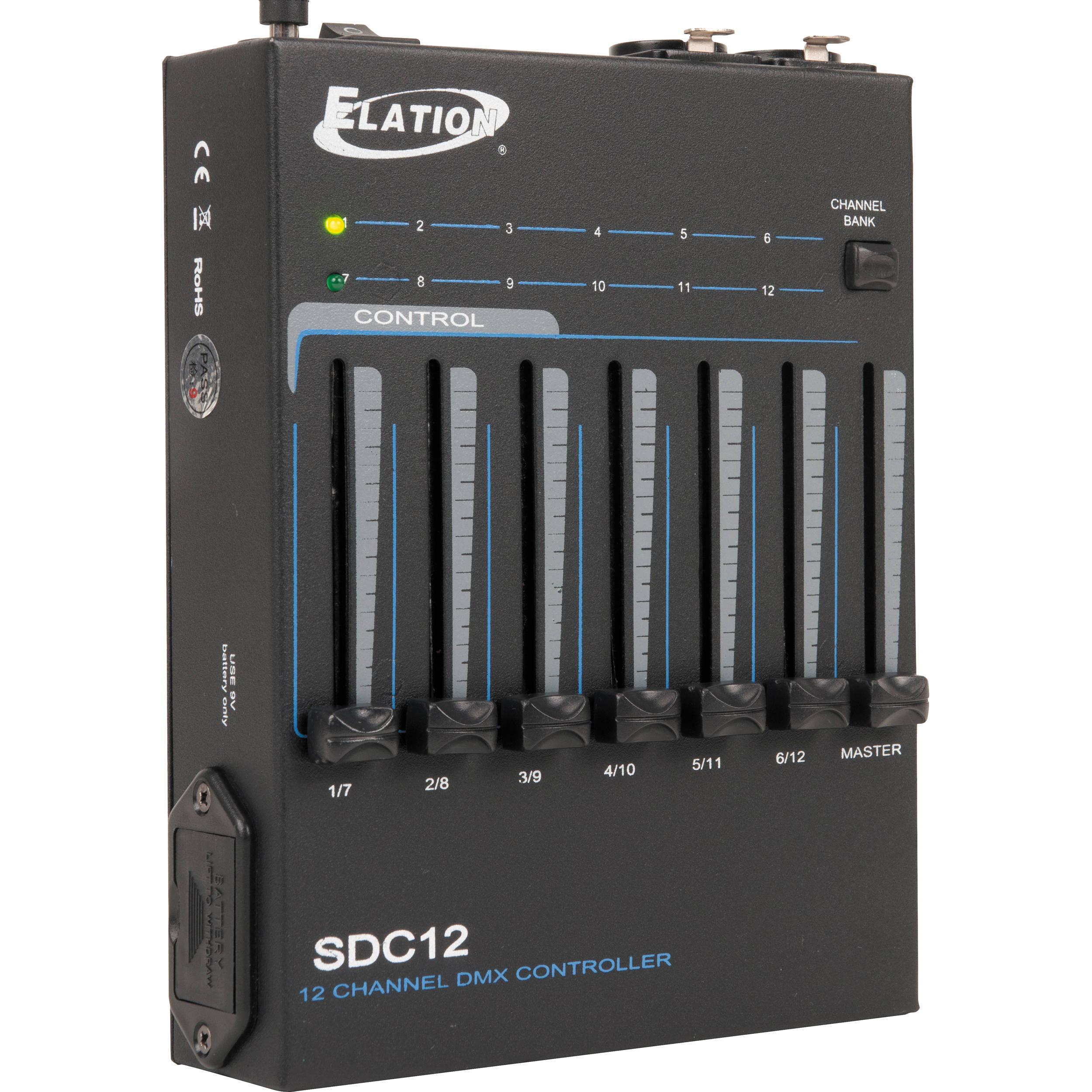 lighting consoles controllers b h photo video rh bhphotovideo com ETC Element Console Diagram Large Light Control Board