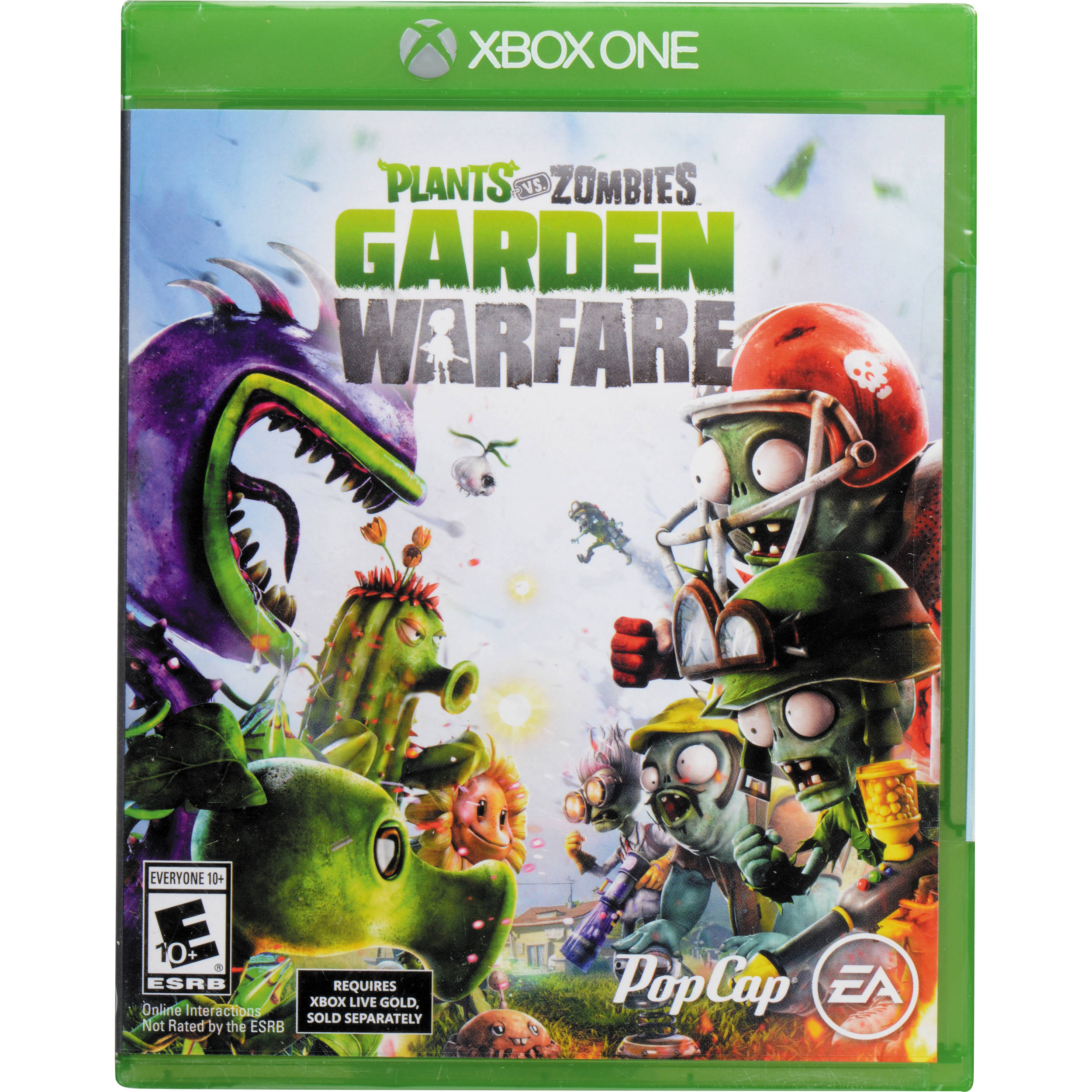 Electronic Arts Plants Vs. Zombies Garden Warfare (Xbox One) Amazing Pictures