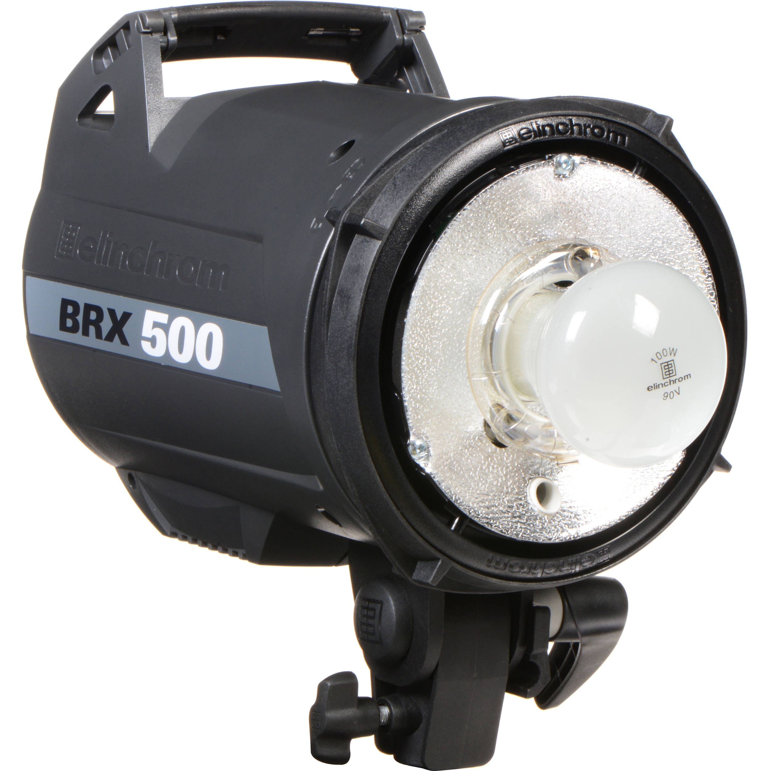 Elinchrom 500 Studio Lighting Kit: Elinchrom BRX 500 Monolight EL20441.1 B&H Photo Video