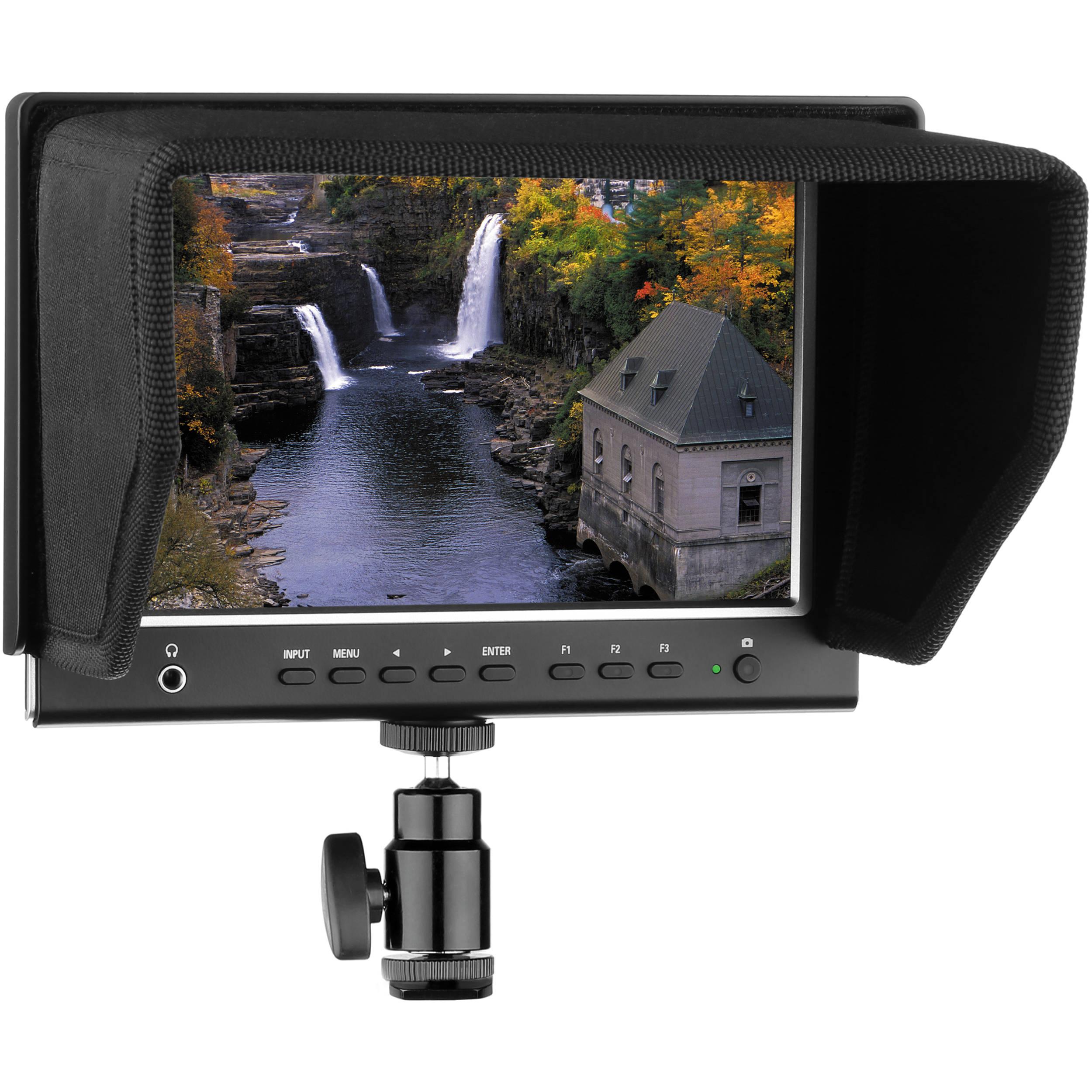 Elvid 7 Quot Rigvision Lightweight On Camera Rvm 7b Alt B Amp H