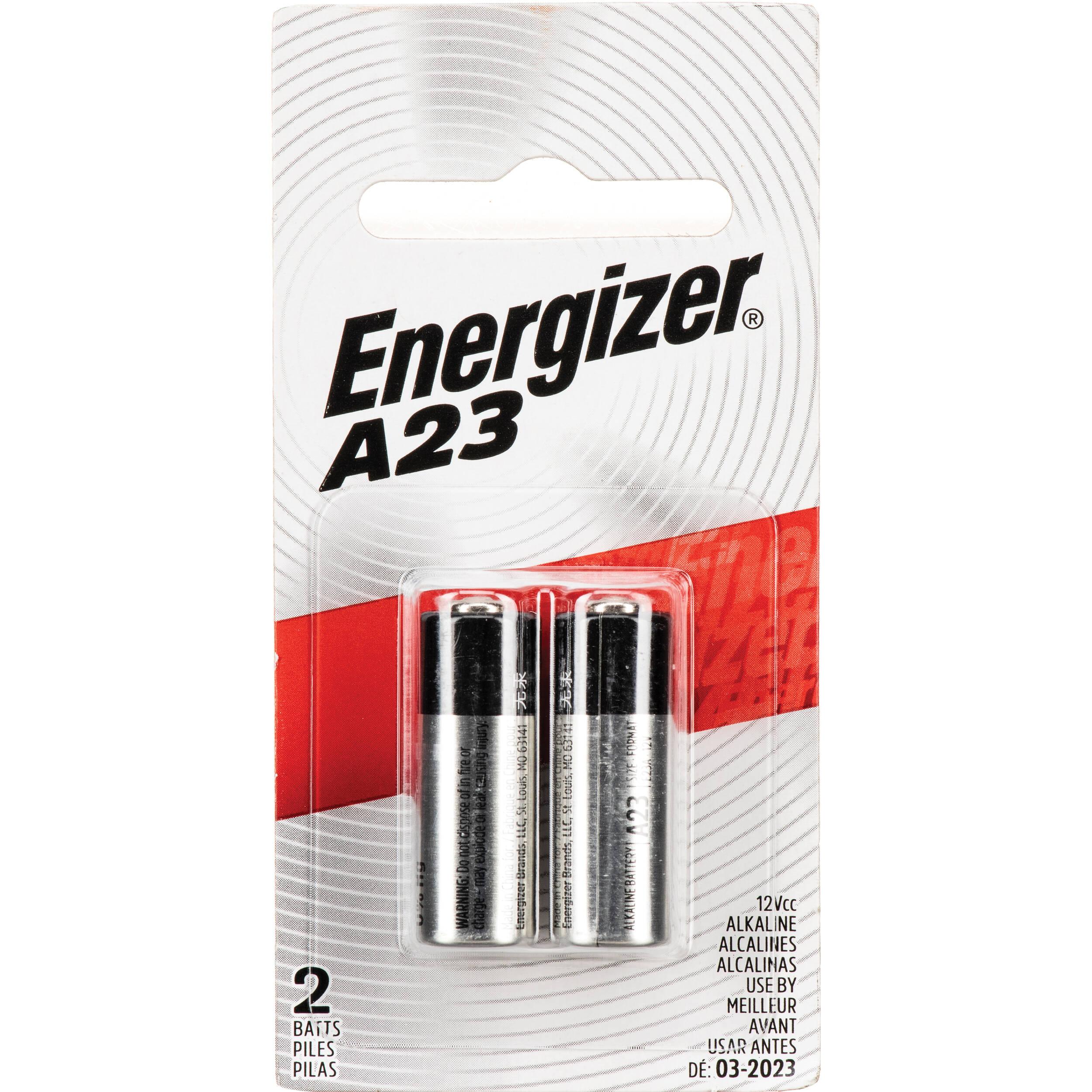 energizer a23 12v miniature alkaline battery a23 2 b h photo. Black Bedroom Furniture Sets. Home Design Ideas