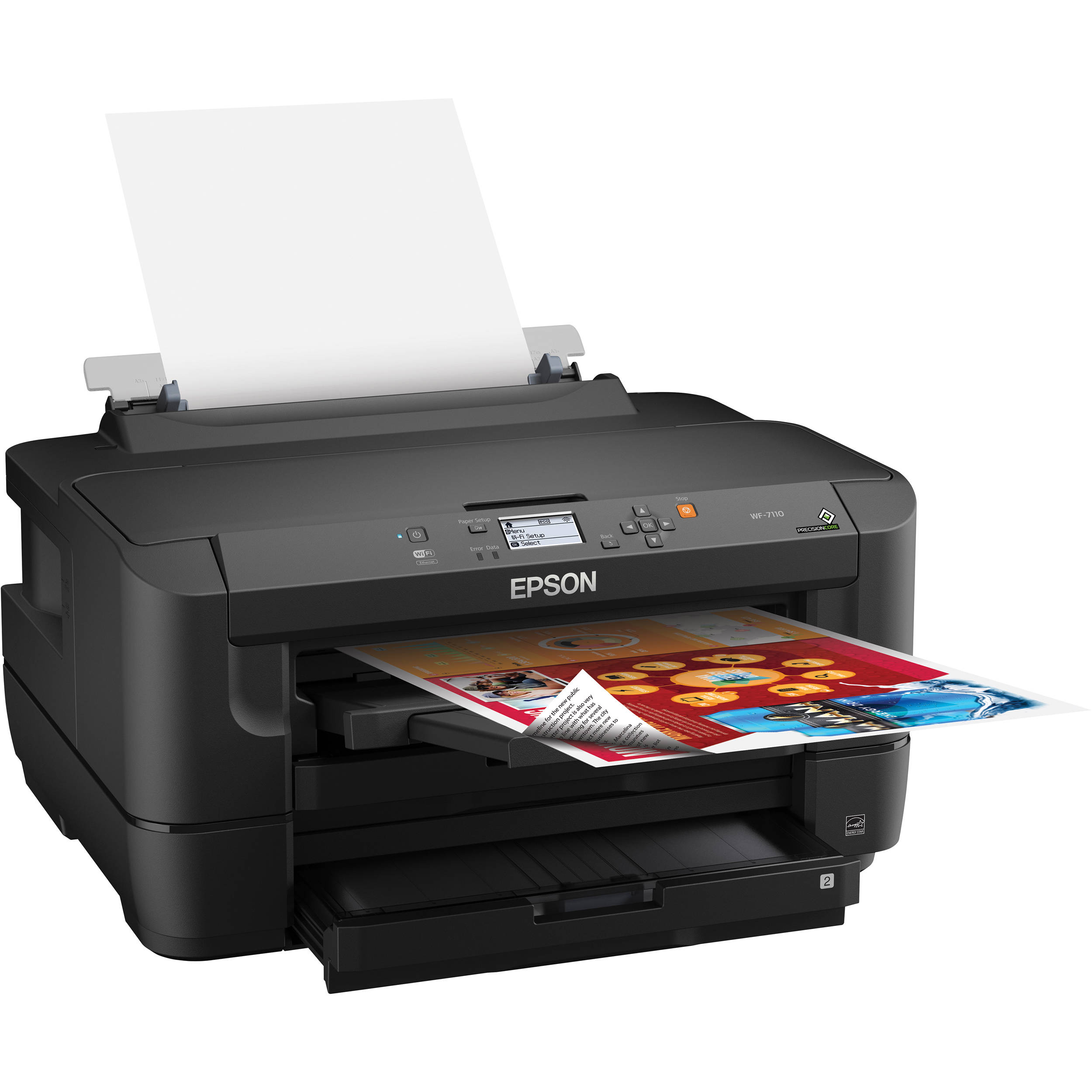 how to connect epson wireless printer to my computer