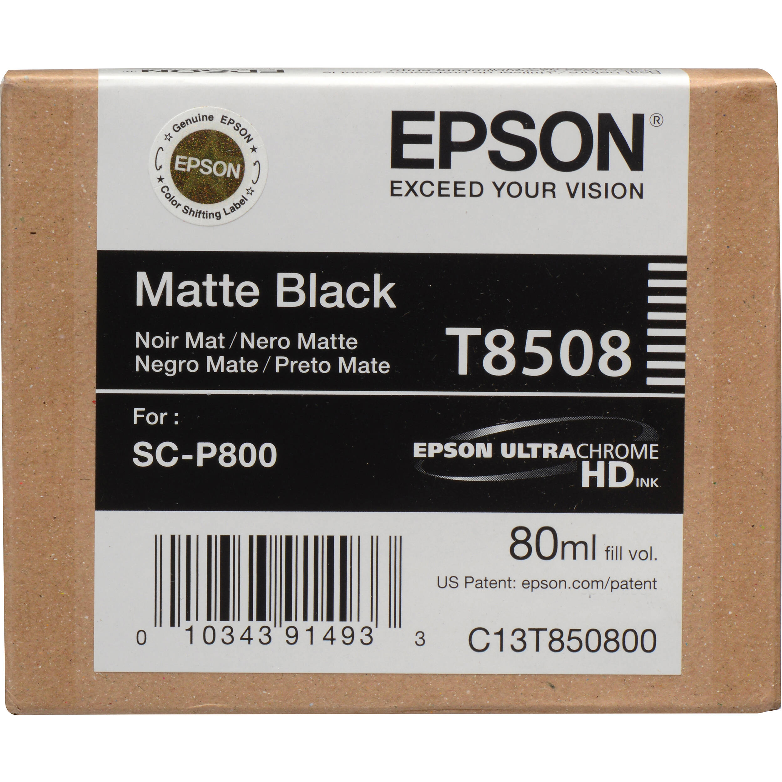 Epson Ink Cartridges for Standard Printers | B&H Photo Video