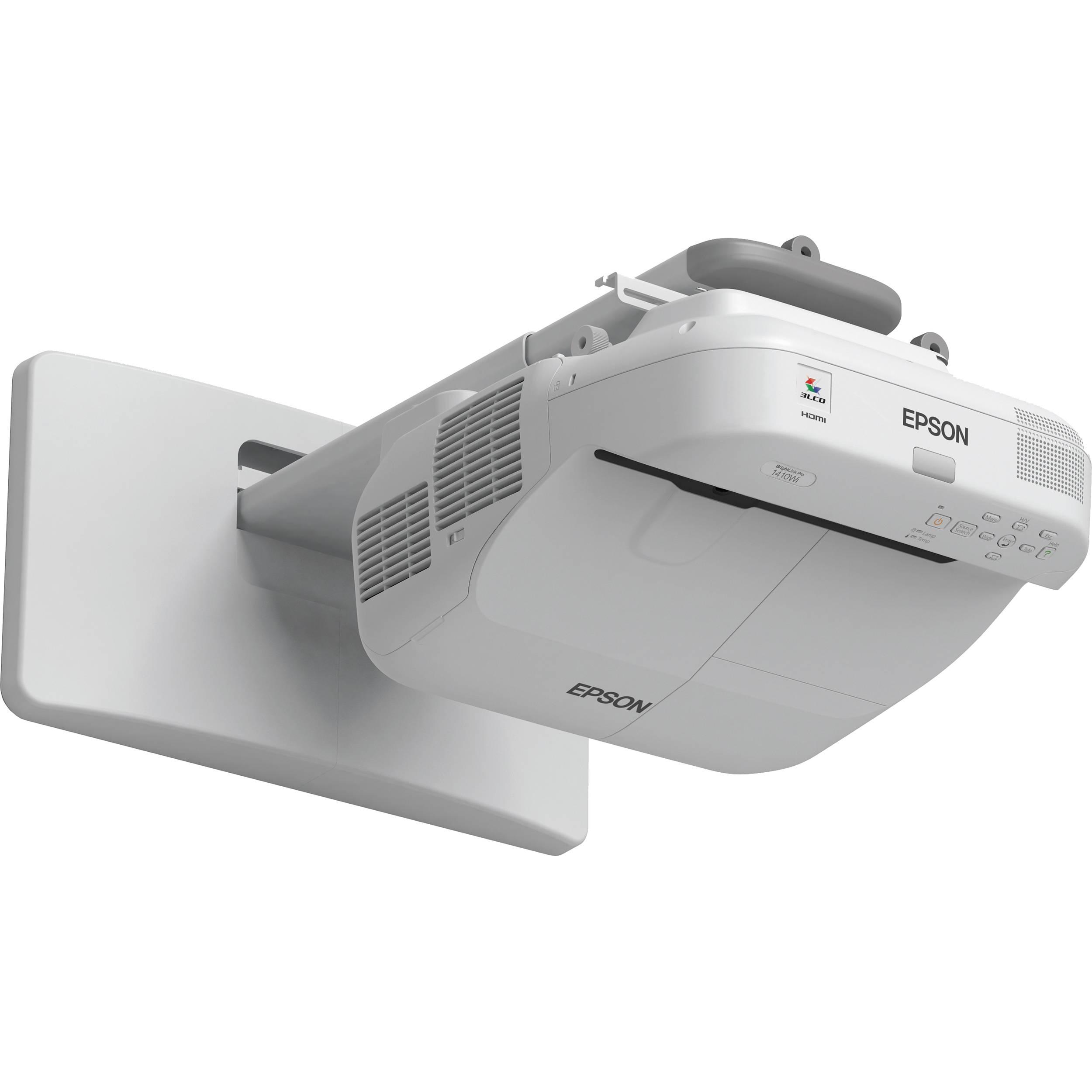 Epson Brightlink Pro 1410wi Interactive Projector V11h480525w