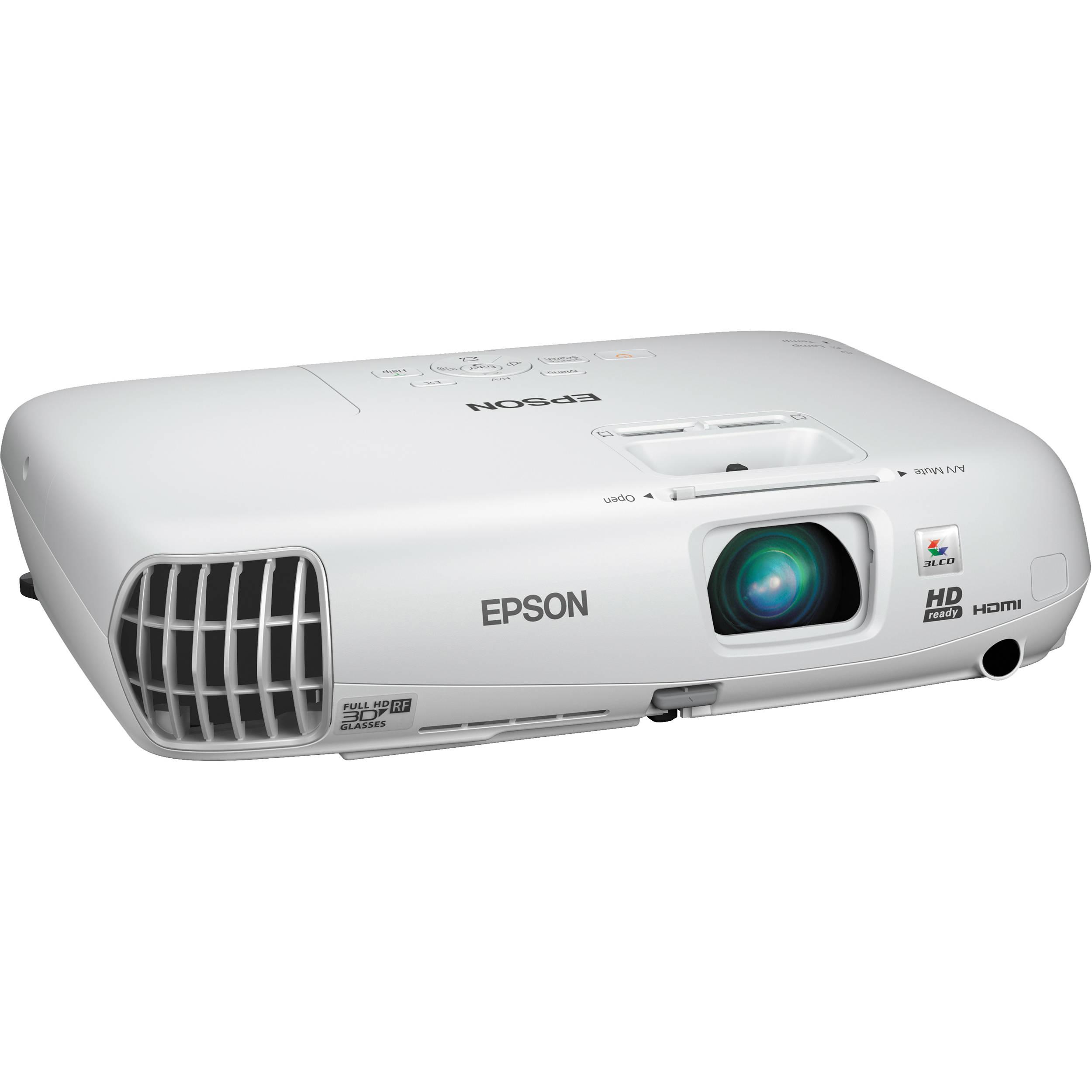 epson powerlite home cinema 750hd 720p 3lcd projector v11h499020 rh bhphotovideo com epson powerlite 710hd manual Epson L380 Manual