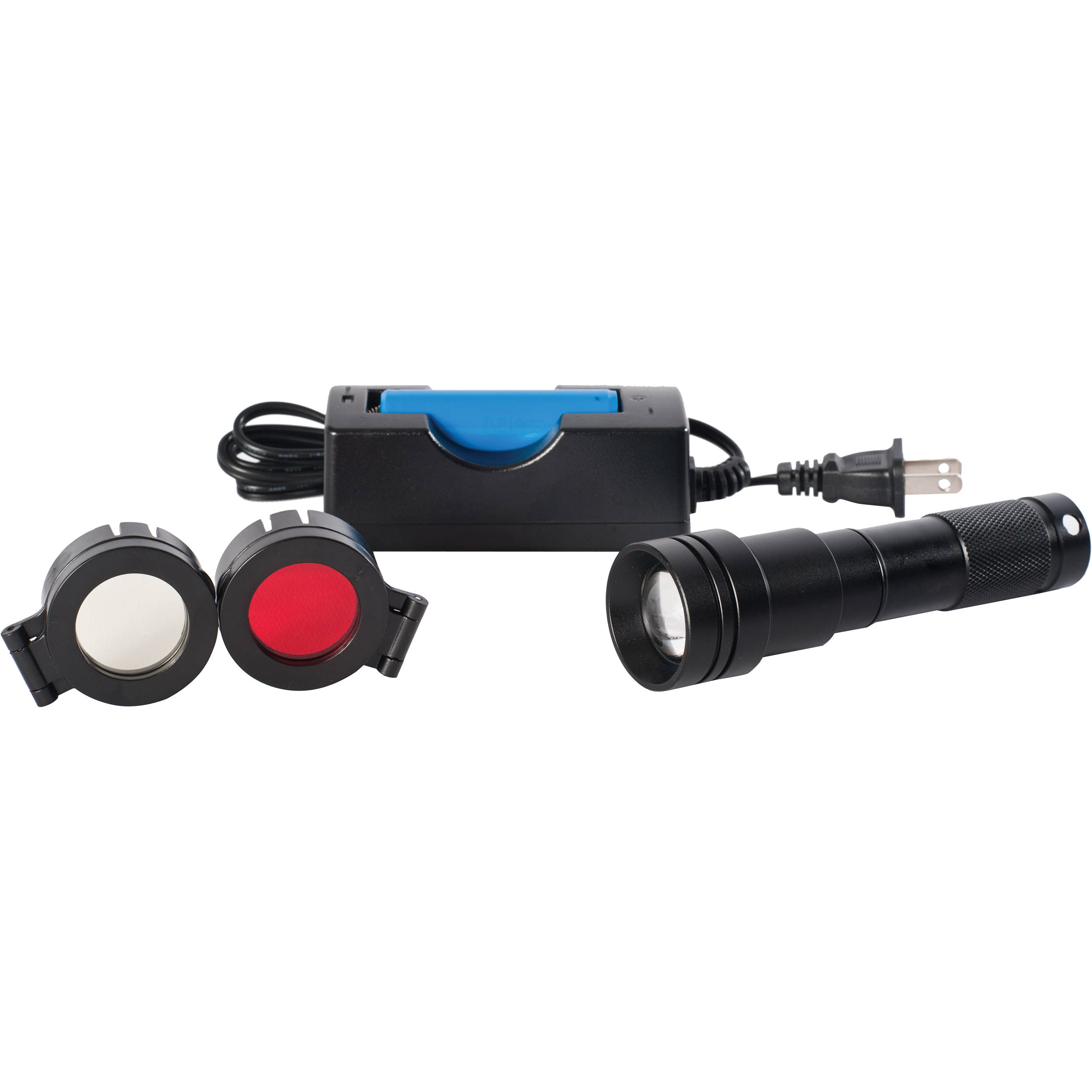 Rechargeable LED Dive Lights