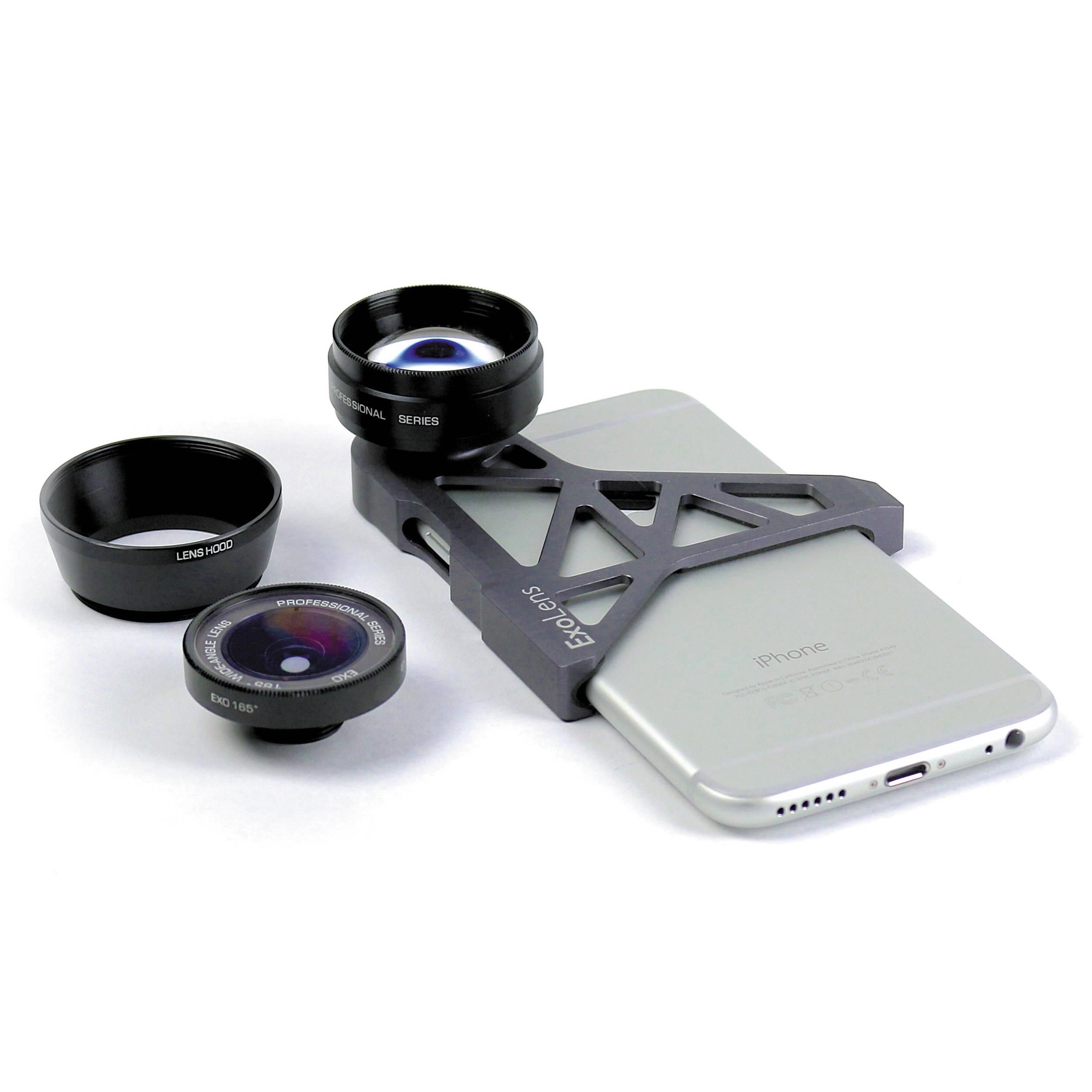 Exolens Pro Iphone X