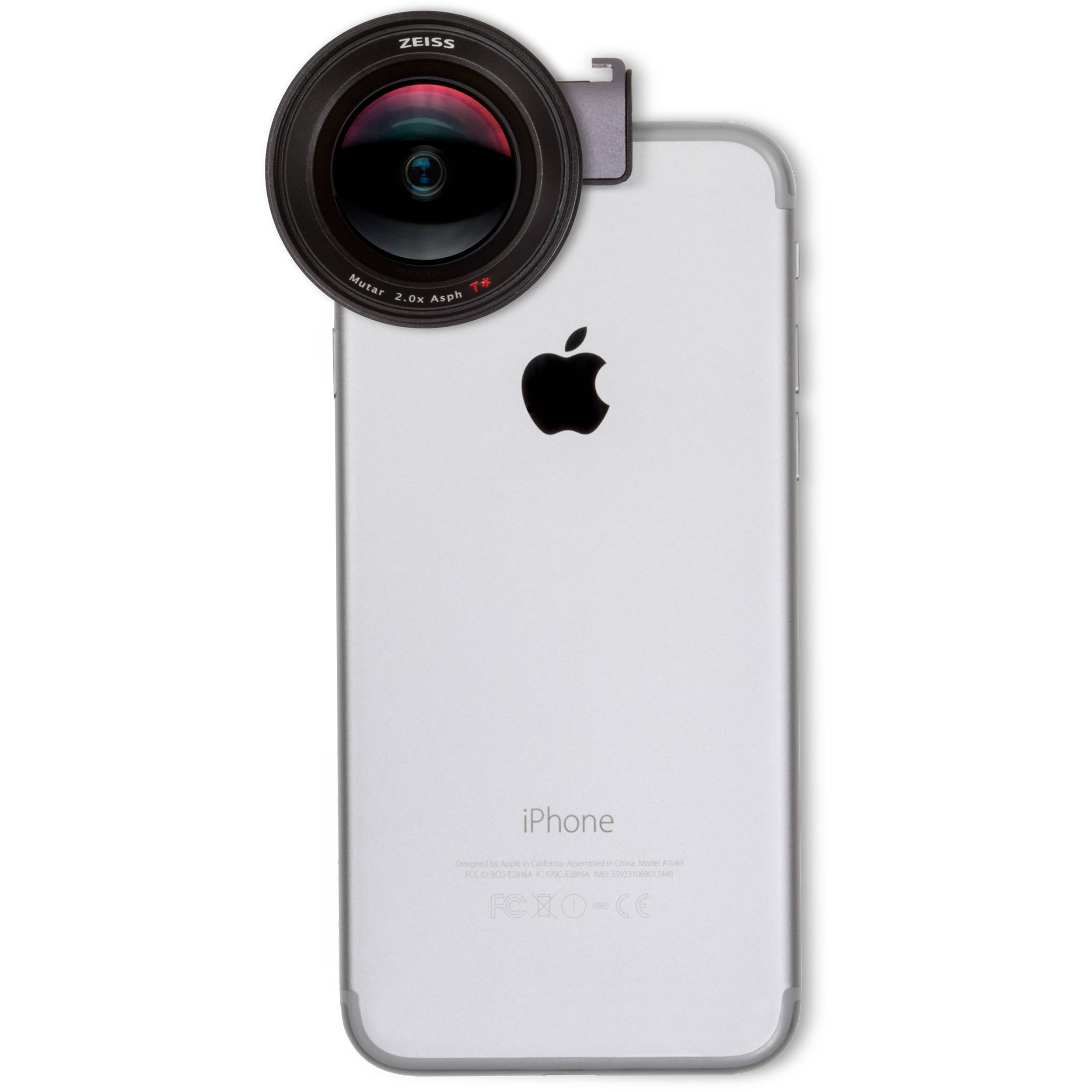ExoLens PRO Telephoto Kit for iPhone 6/6 Plus/6s/6s ...