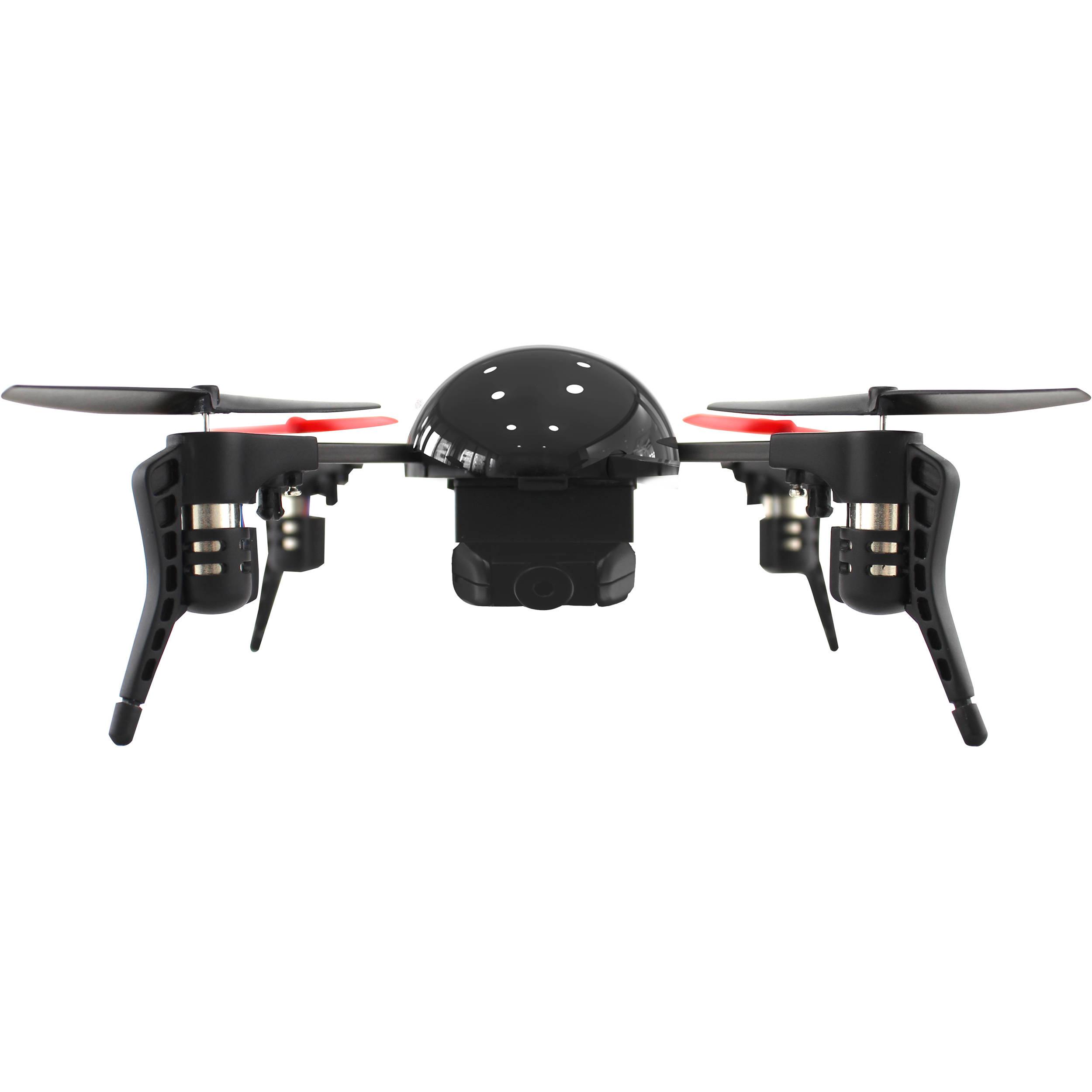 Extreme Fliers Micro Drone 3.0 Standard Camera/FPV Bundle EFCOM