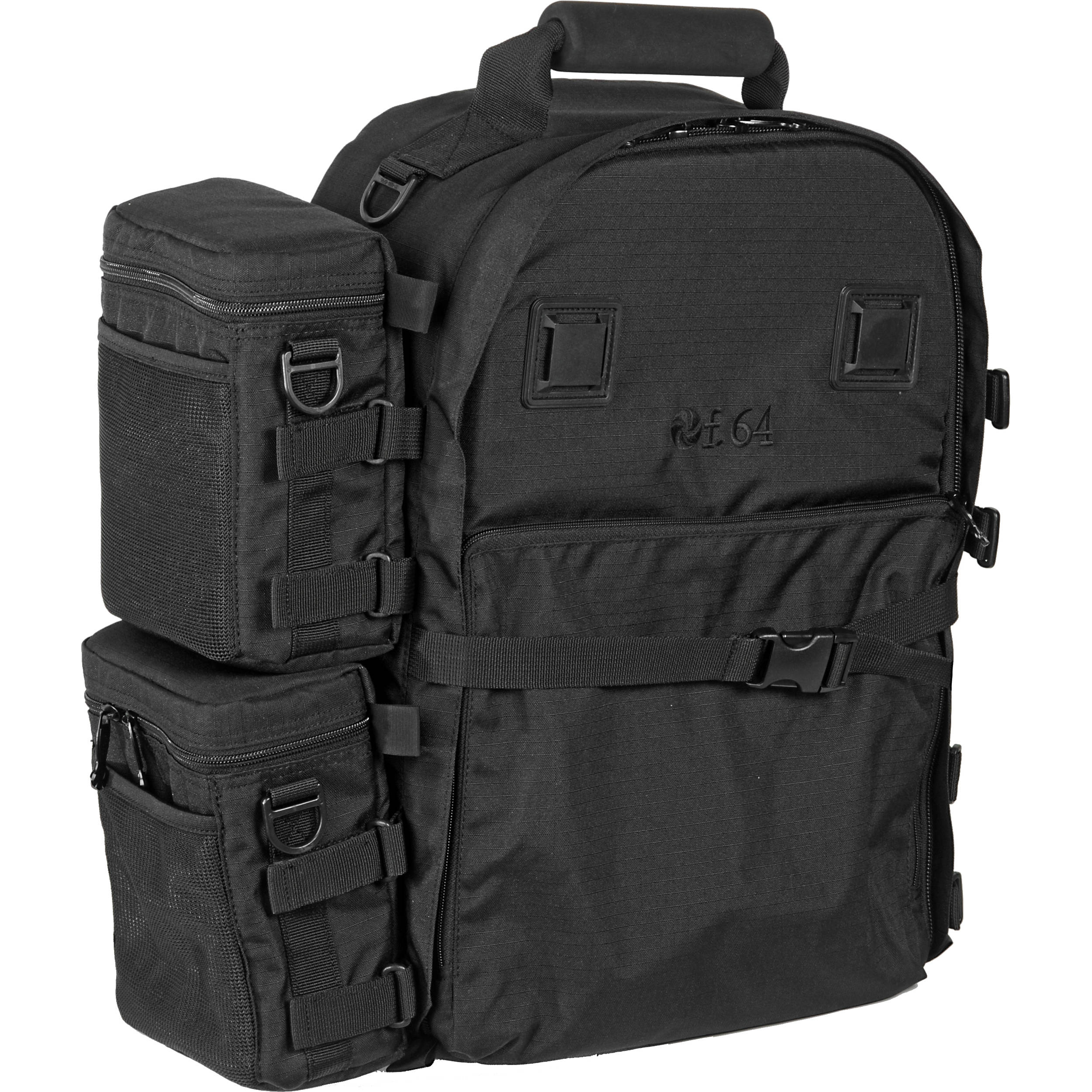 f.64 BP Large Backpack (Black) BPB B&H Photo Video