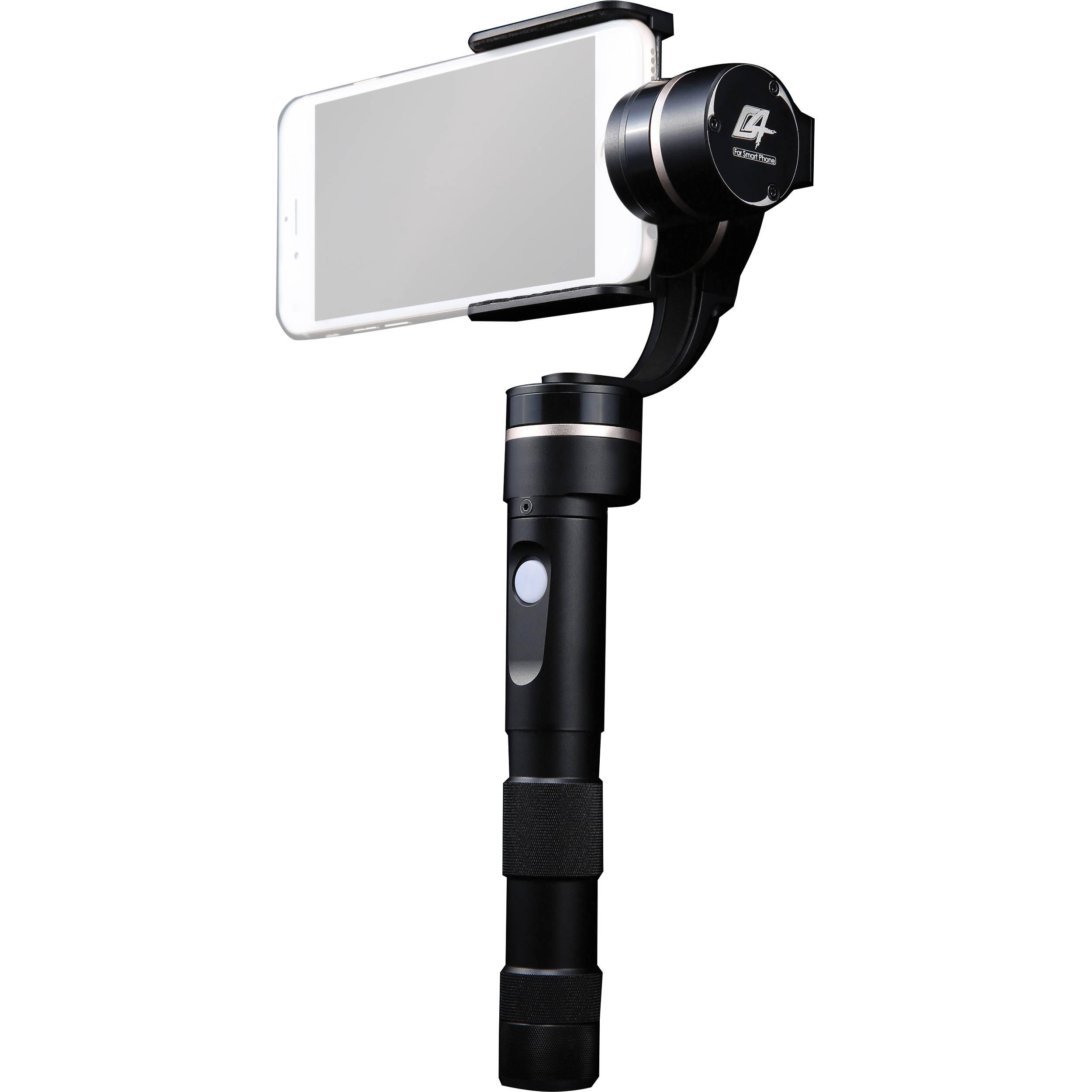 Feiyu G4 3 Axis Handheld Gimbal For Smartphones Gm G4 P B Amp H