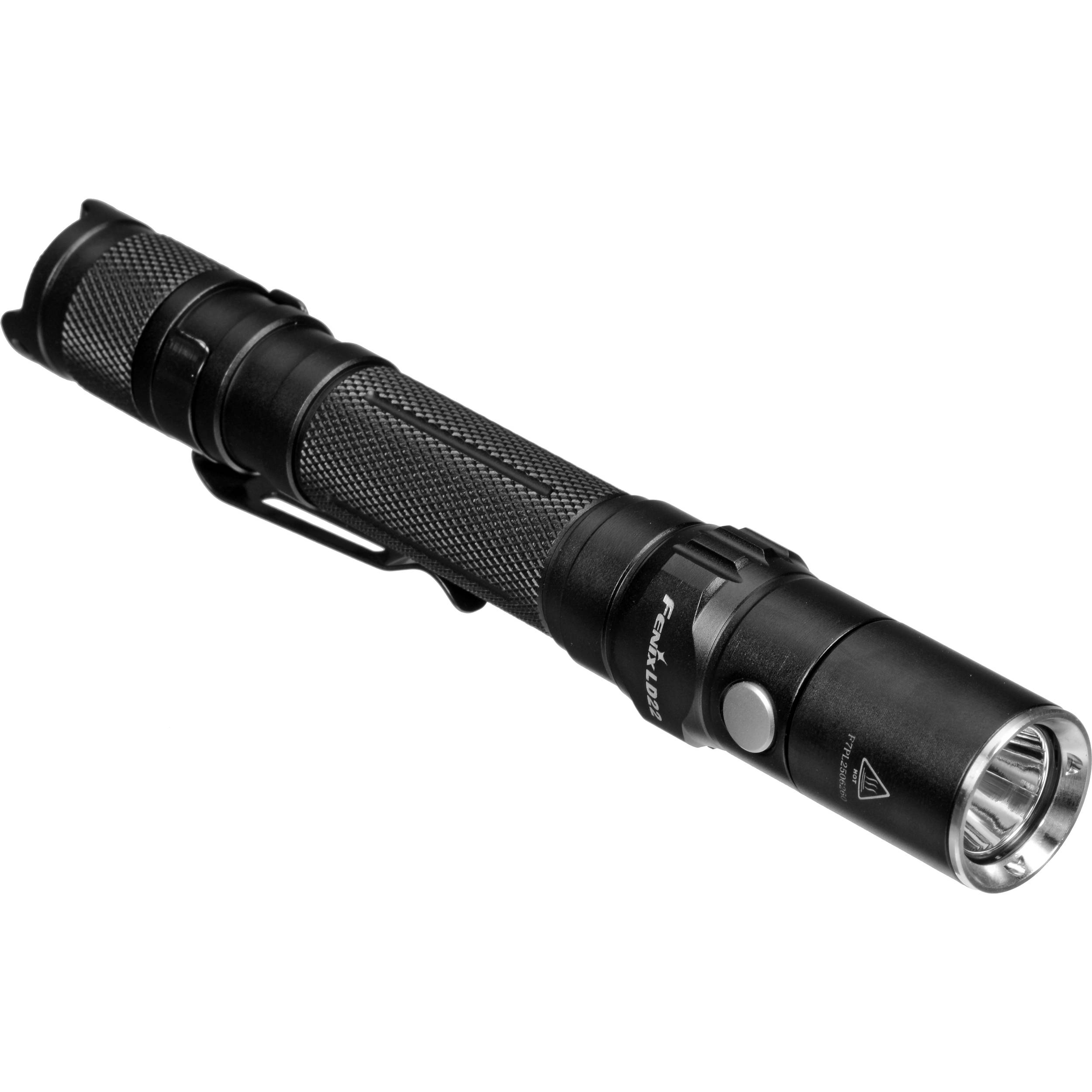 Fenix Flashlight LD22 Flashlight LD22XLBK-B B&H Photo Video