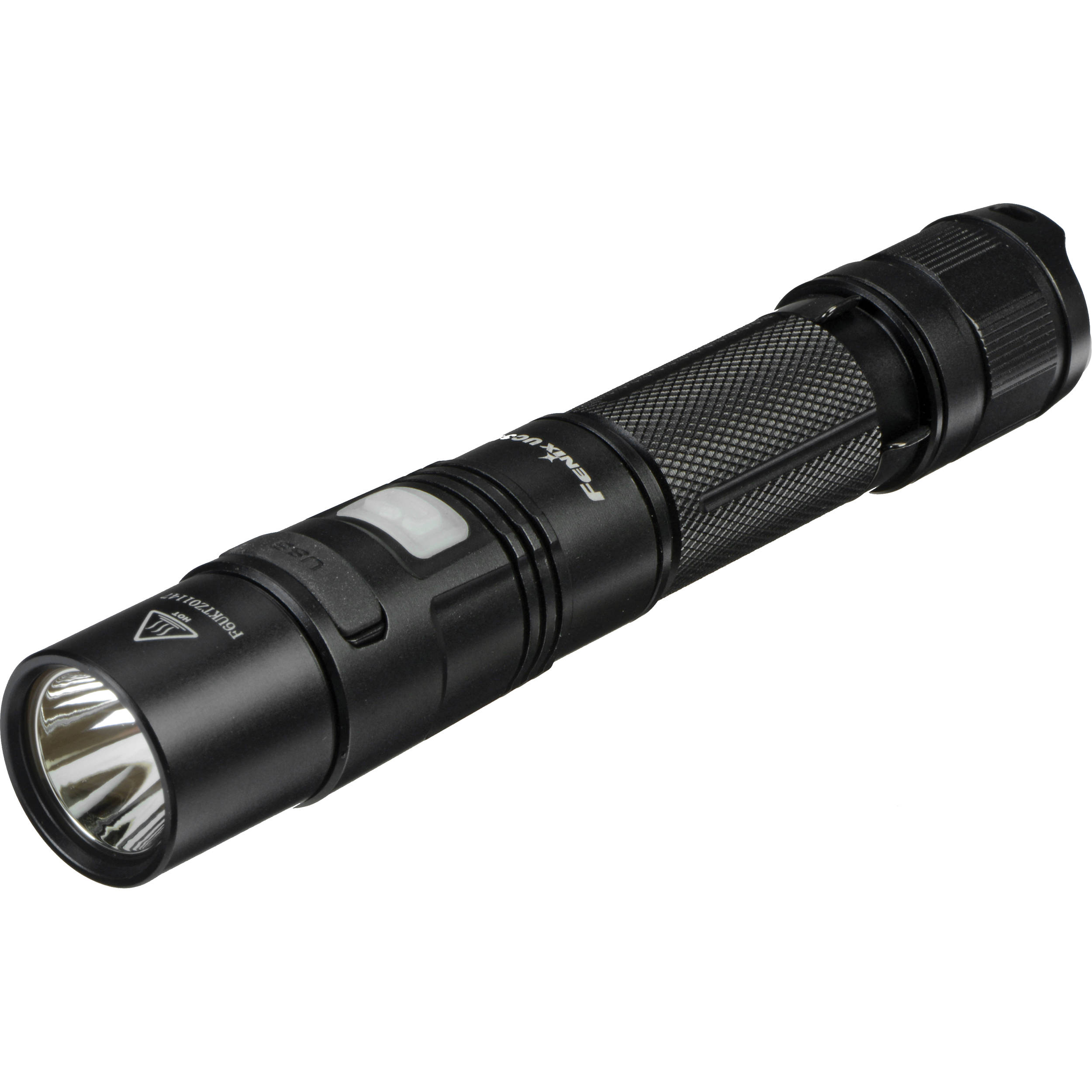 Fenix Flashlight UC35 Rechargeable LED Flashlight UC35L2BK B&H