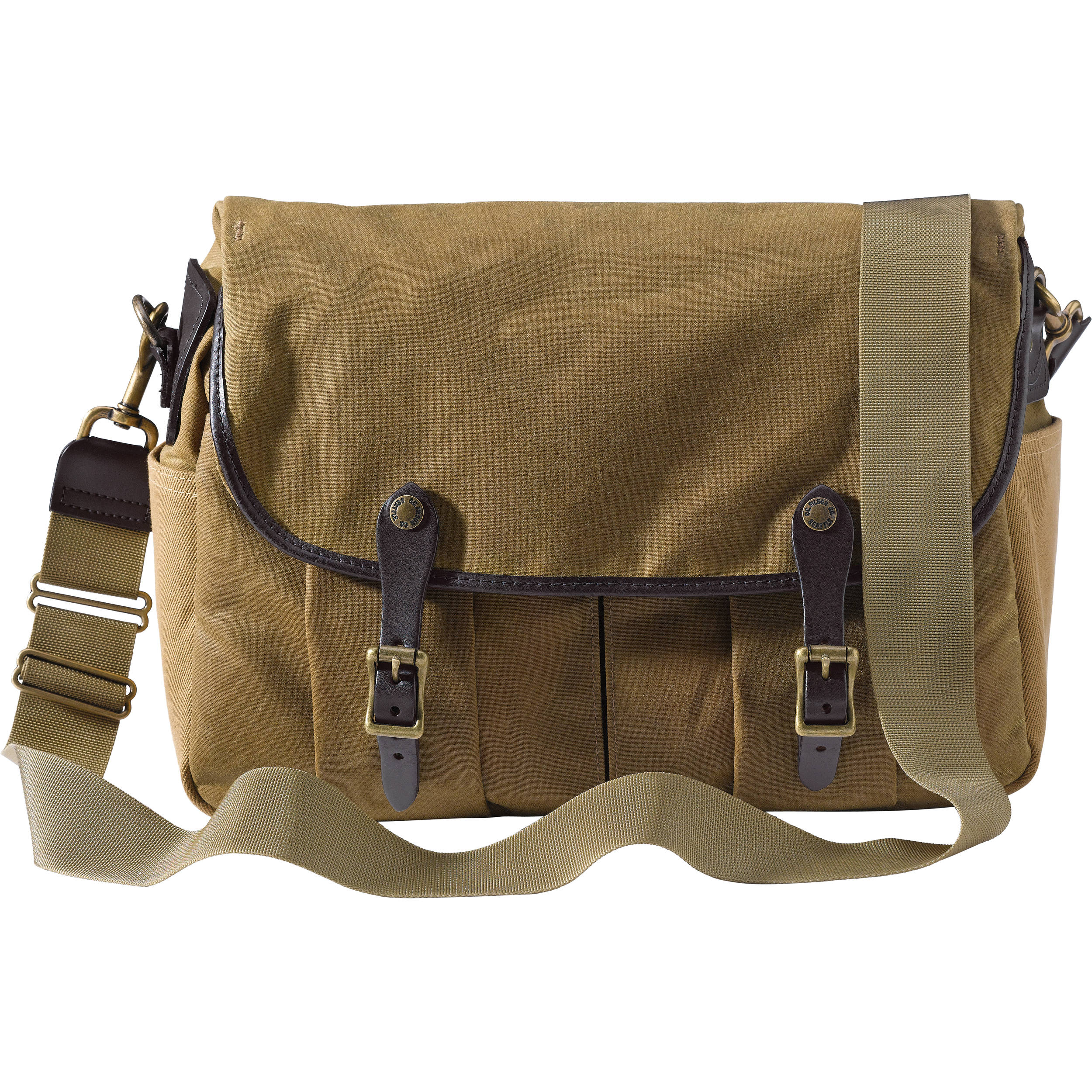 Filson Co Camera Field Bag Tan 70147 Tn B Amp H Photo Video