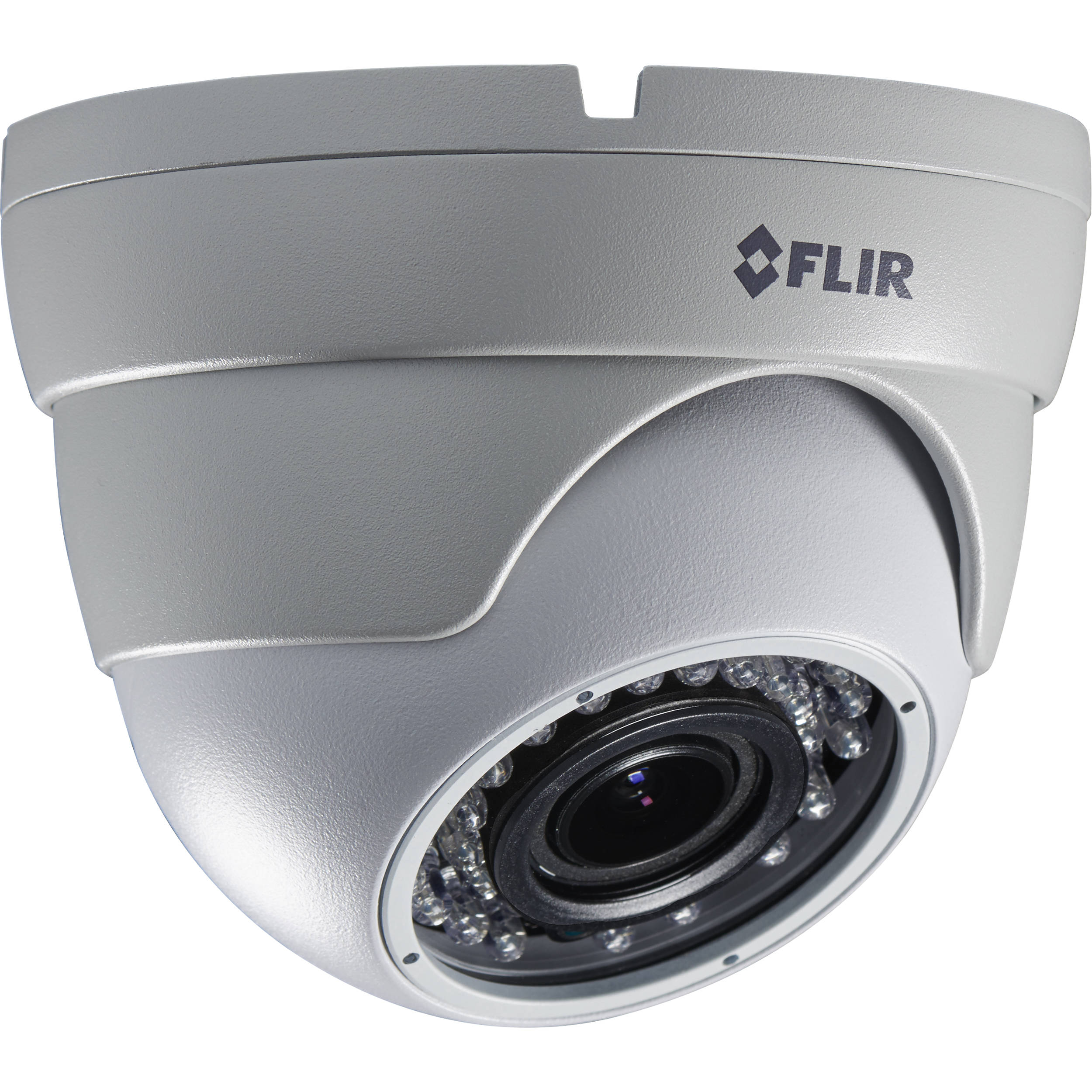 flir mpx series 1 3mp outdoor hd cvi dome camera c234ec b h. Black Bedroom Furniture Sets. Home Design Ideas