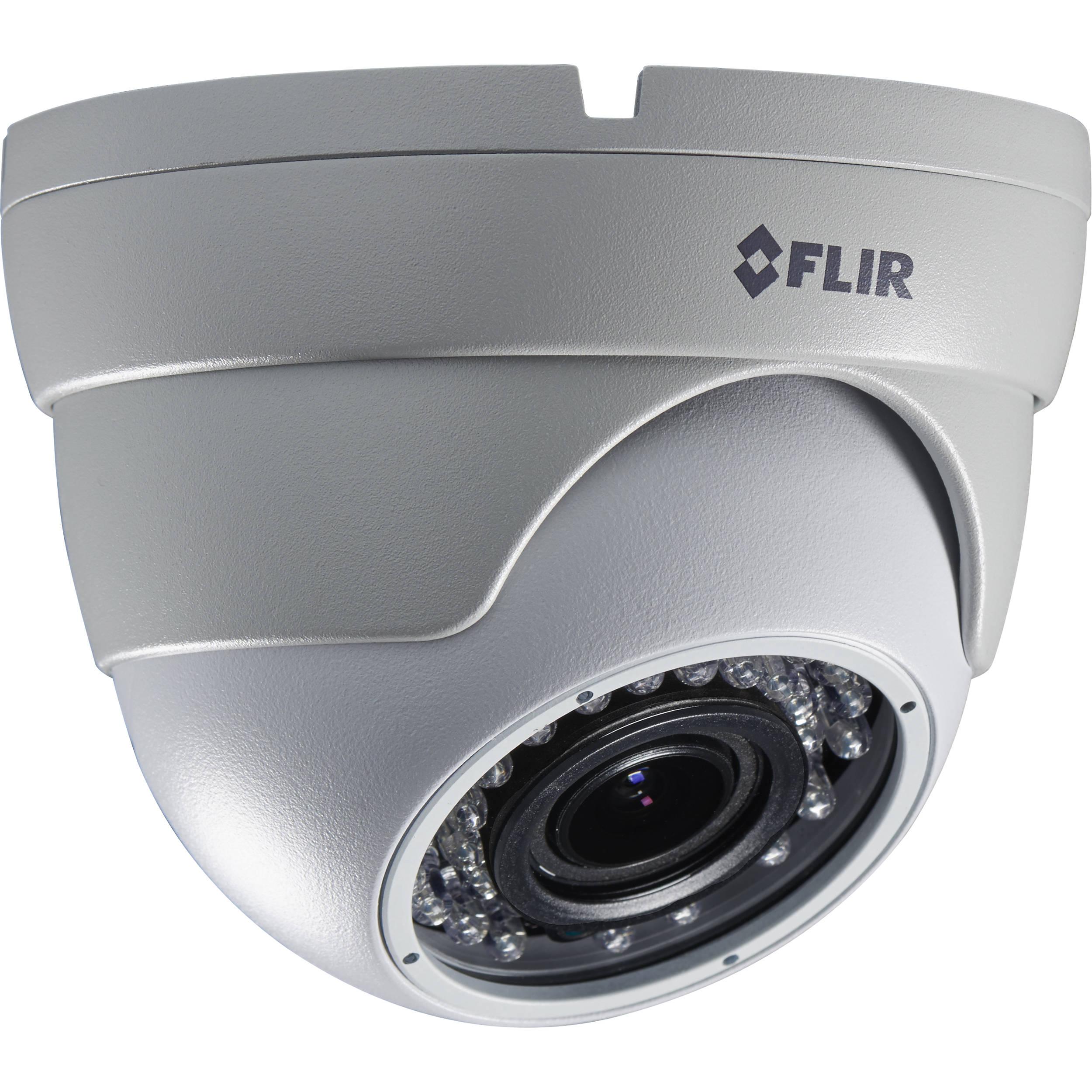 Flir Mpx Series 1 3mp Outdoor Hd Cvi Dome Camera C234ec B Amp H