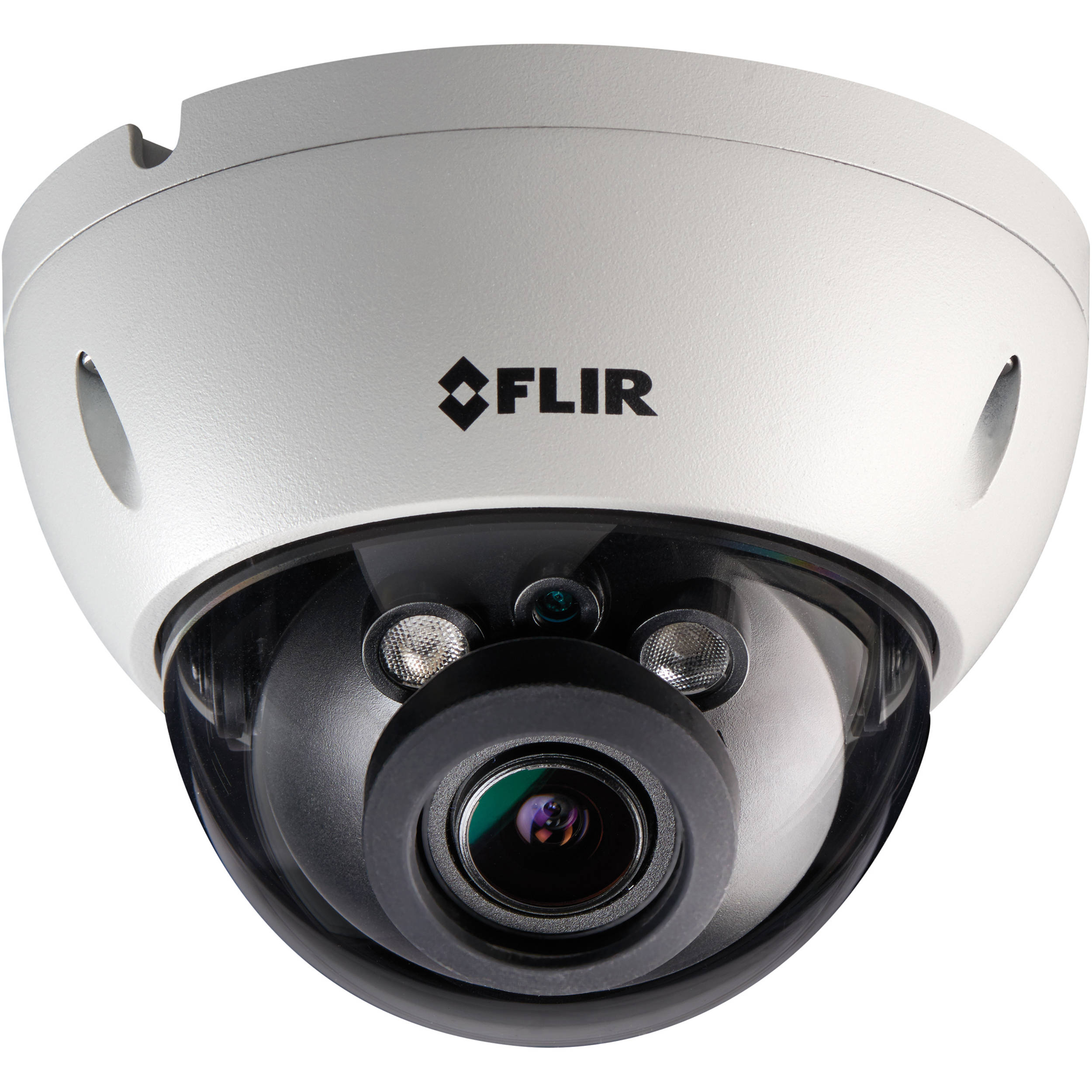 flir 3mp outdoor dome camera n237ve b h photo video. Black Bedroom Furniture Sets. Home Design Ideas
