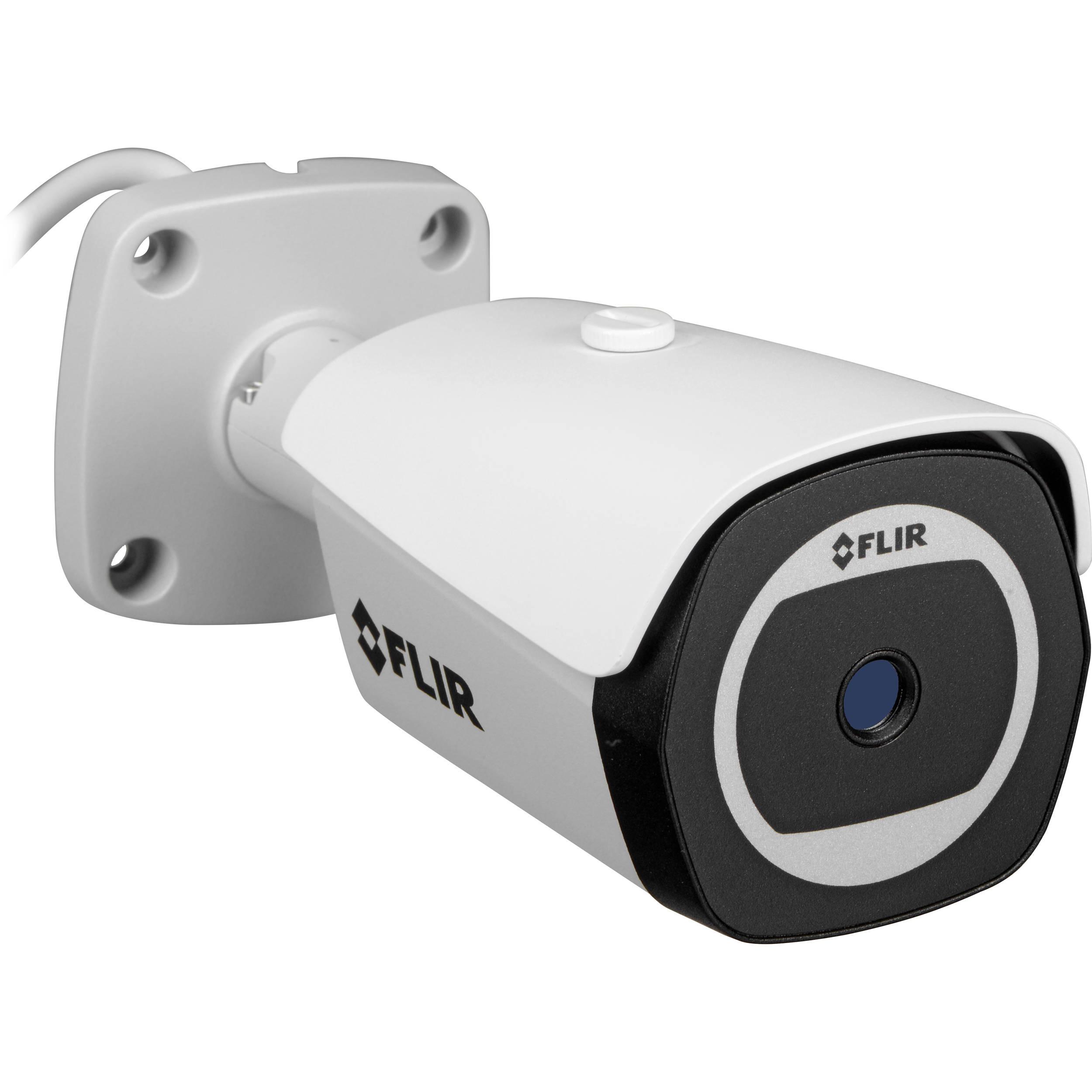 FLIR TCX Thermal Mini Bullet Camera (25° FOV) T4325BN B&H