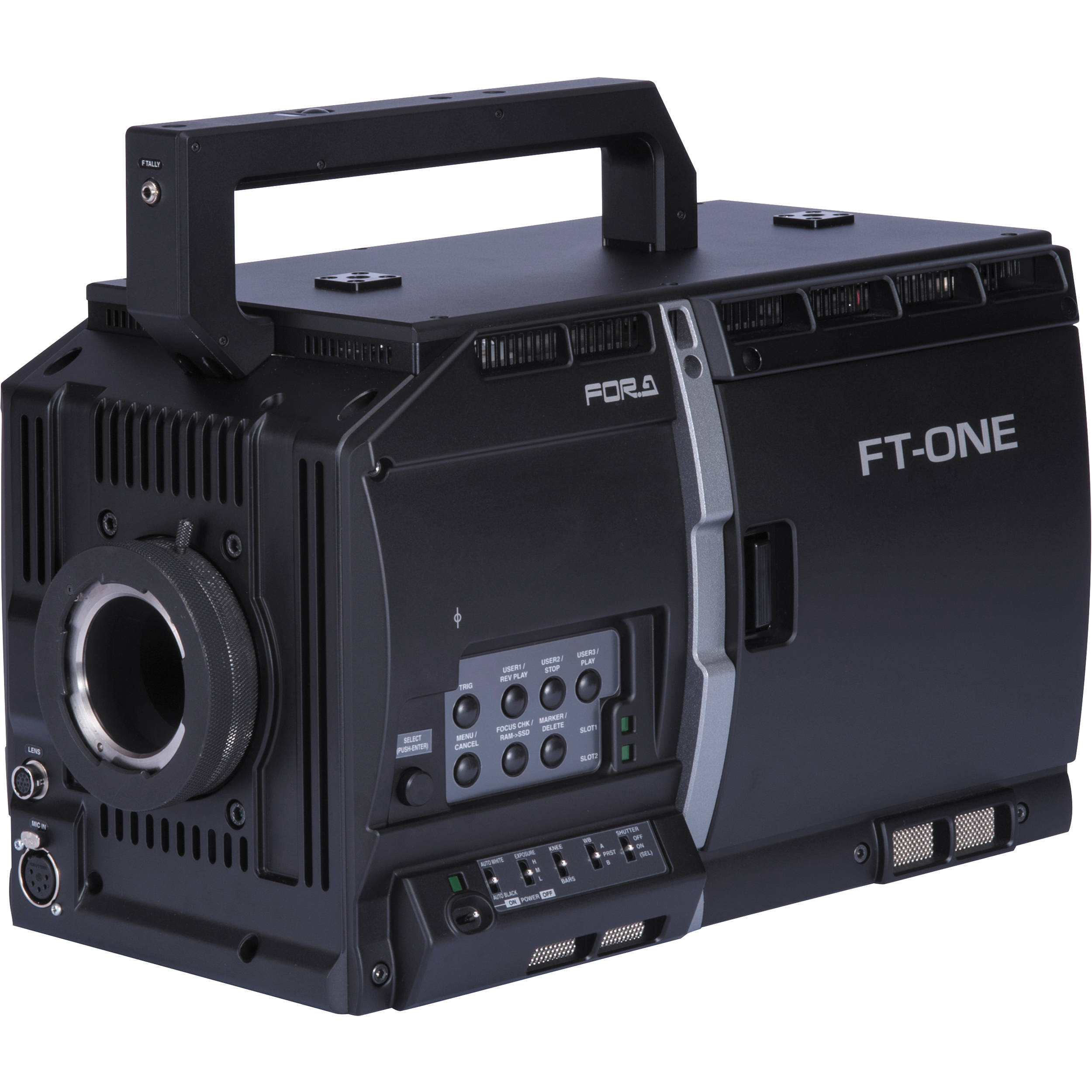 For.A FT-ONE-OPT Full 4K Variable Frame Rate Camera FT-ONE-OPT