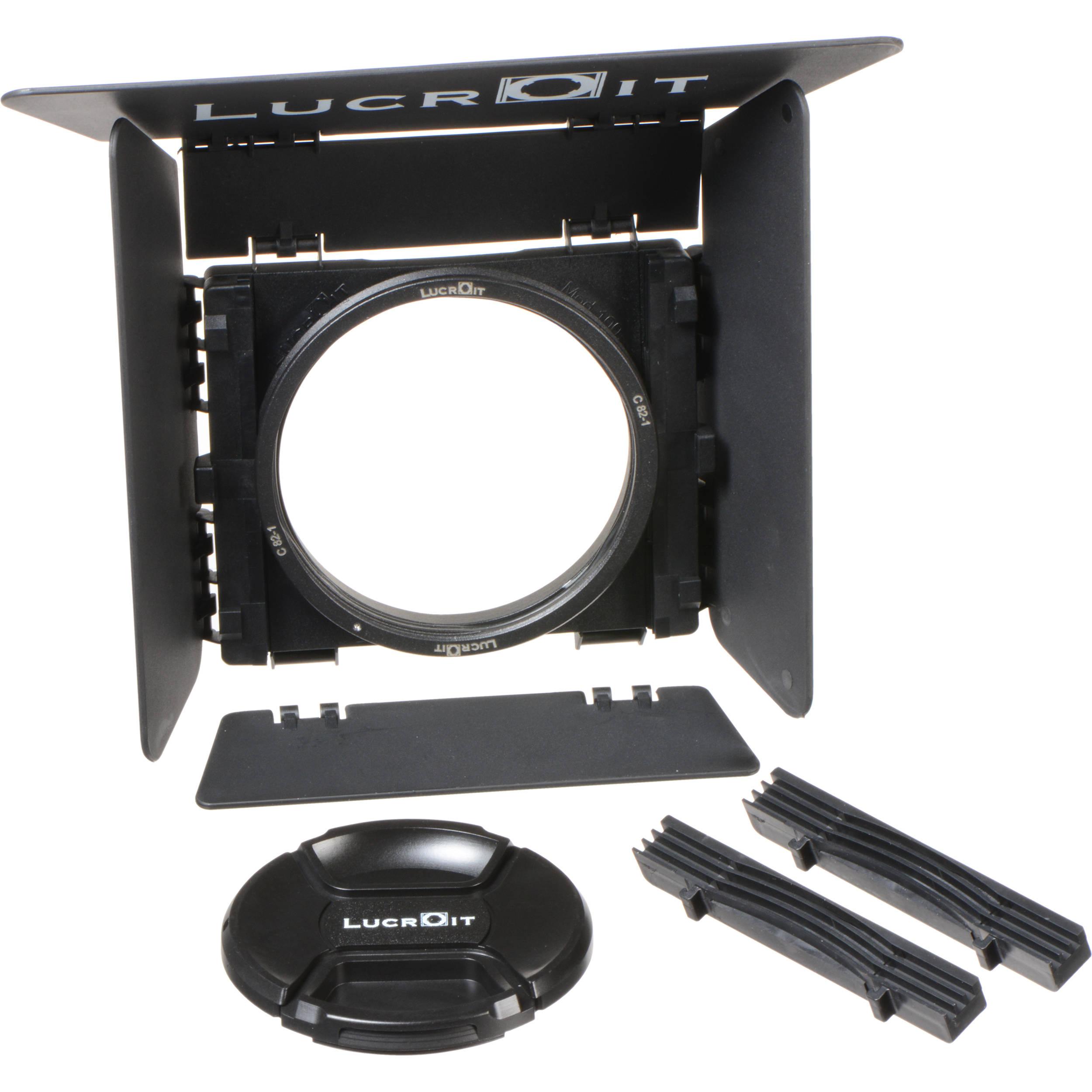 Formatt Hitech Lucroit 100mm Filter Holder Kit HTL100C10K B&H