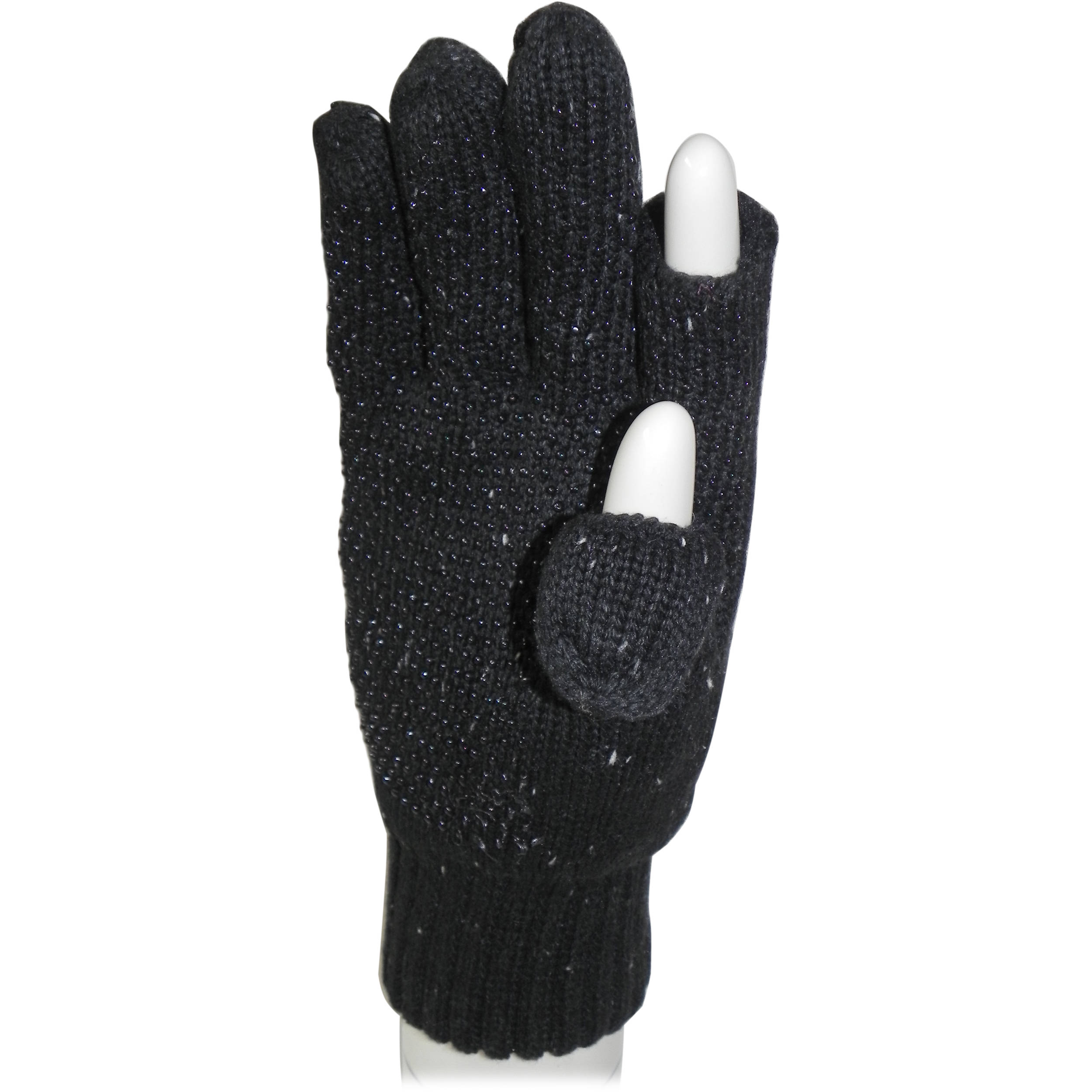 Freehands Men S Insulated Knit Gloves S M 5118ms B Amp H Photo