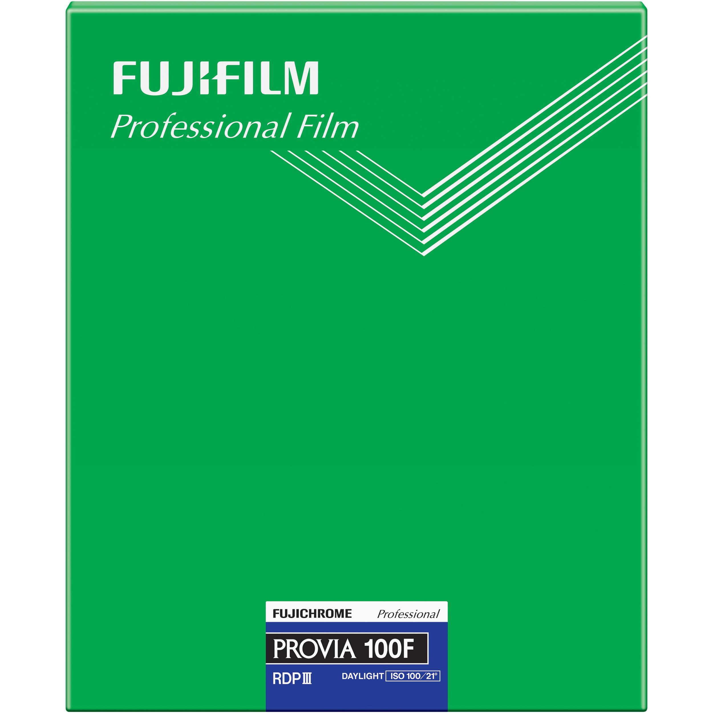 Fujifilm fujichrome provia 100f professional rdp iii 16326145 for What is provia