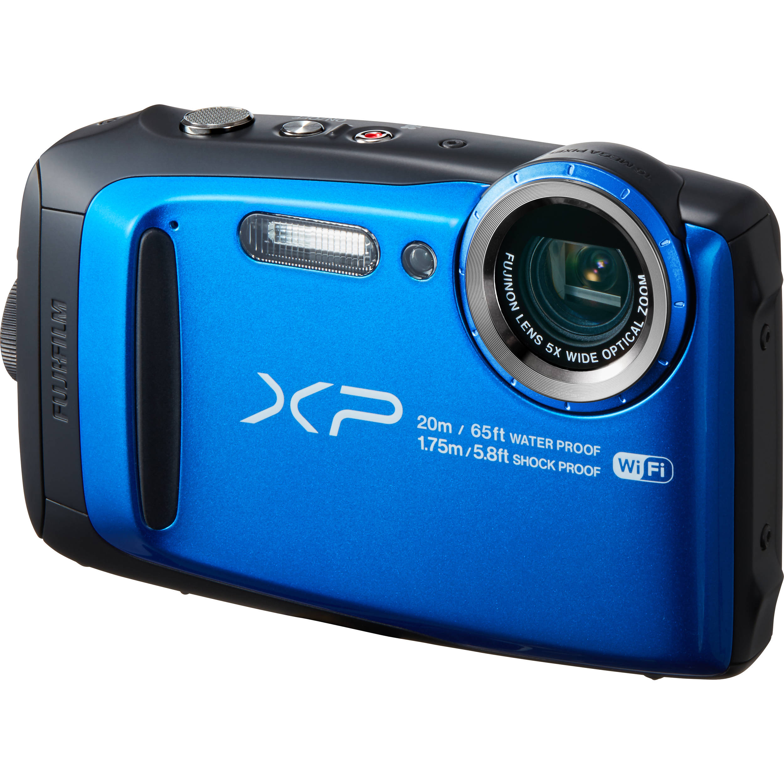 fujifilm finepix xp120 digital camera blue 600019757 b h photo rh bhphotovideo com fuji xp user guide fujifilm xp instruction manual