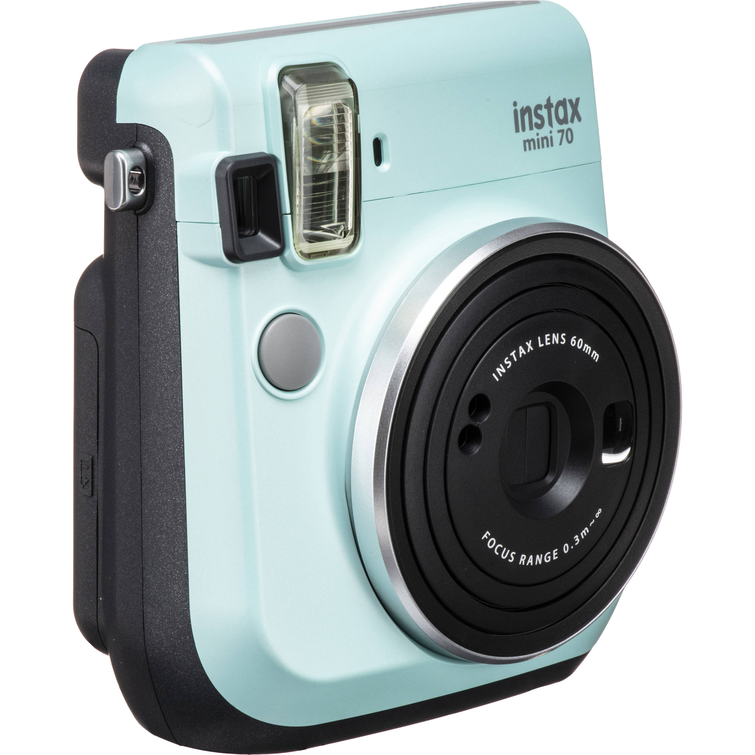 Fujifilm Instax Mini 70 Instant Camera Red Including 10