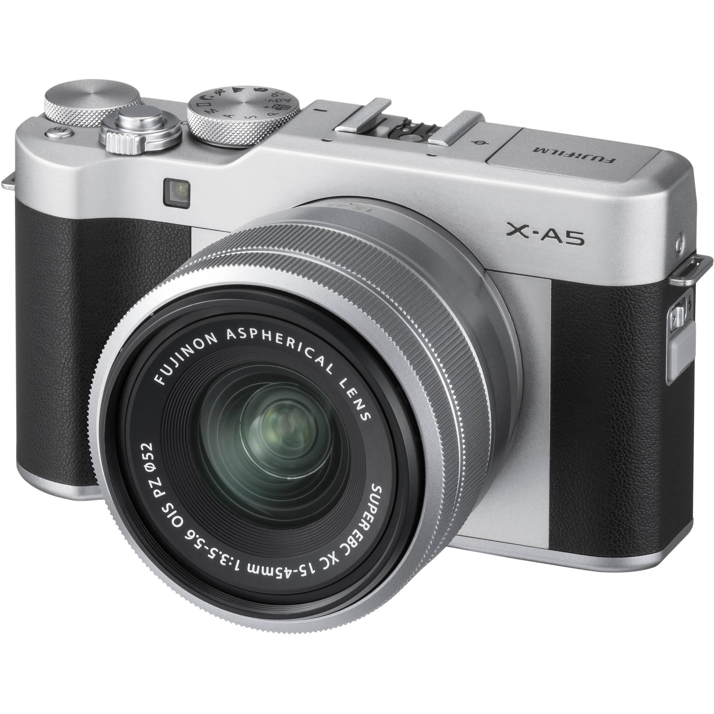FUJIFILM X-A5 Mirrorless Digital Camera with 15-45mm 16568896