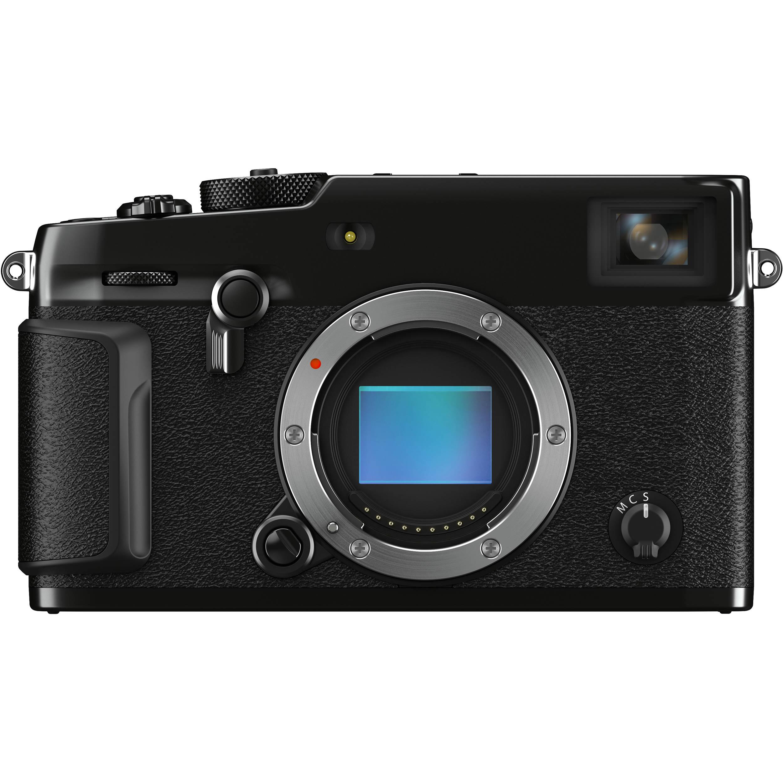 Fuji Xpro3 Fujifilm X Pro3 Mirrorless Digital Camera X Pro3 Black B H Photo