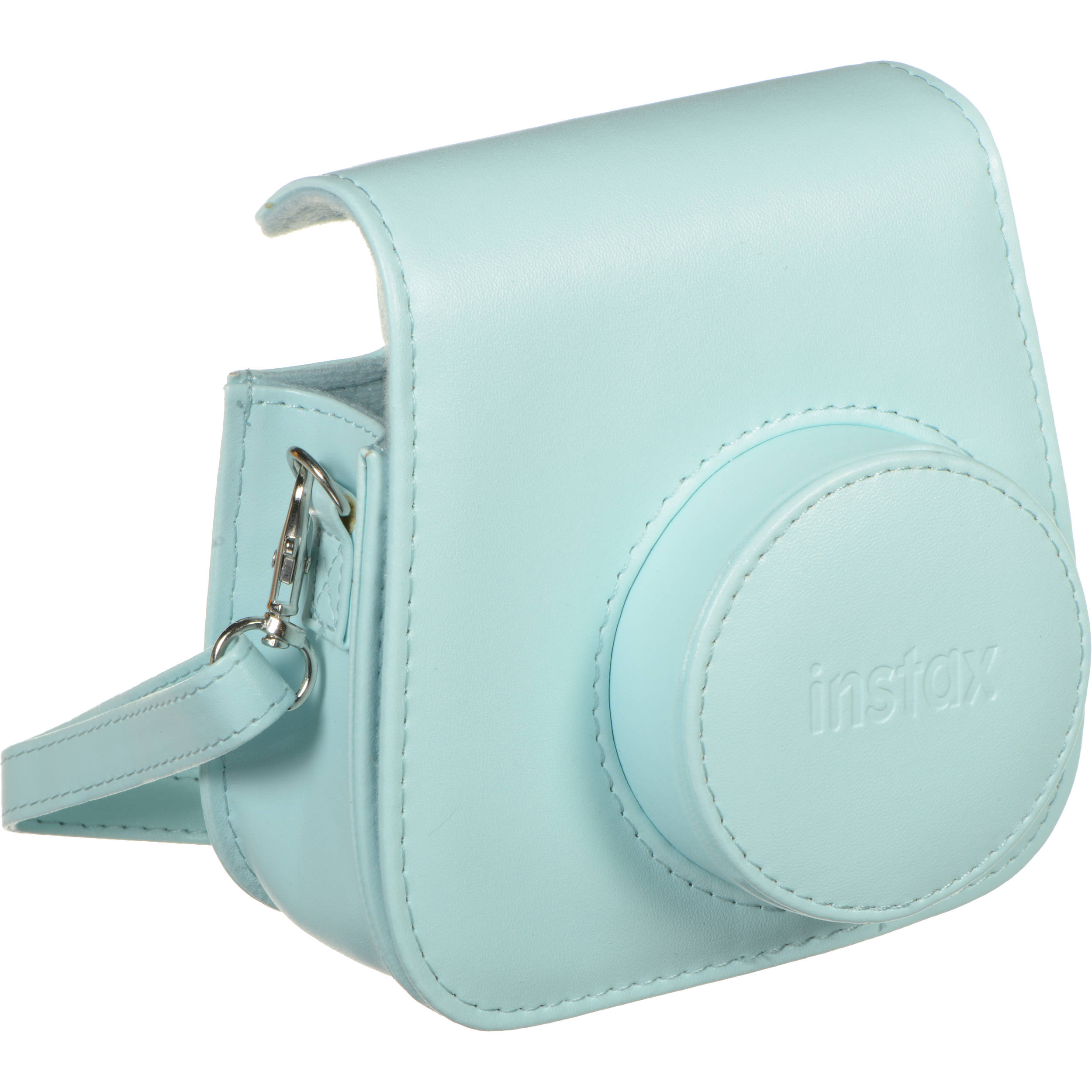 Fujifilm groovy camera case for instax mini 9 600018144 b h for Housse instax mini 9