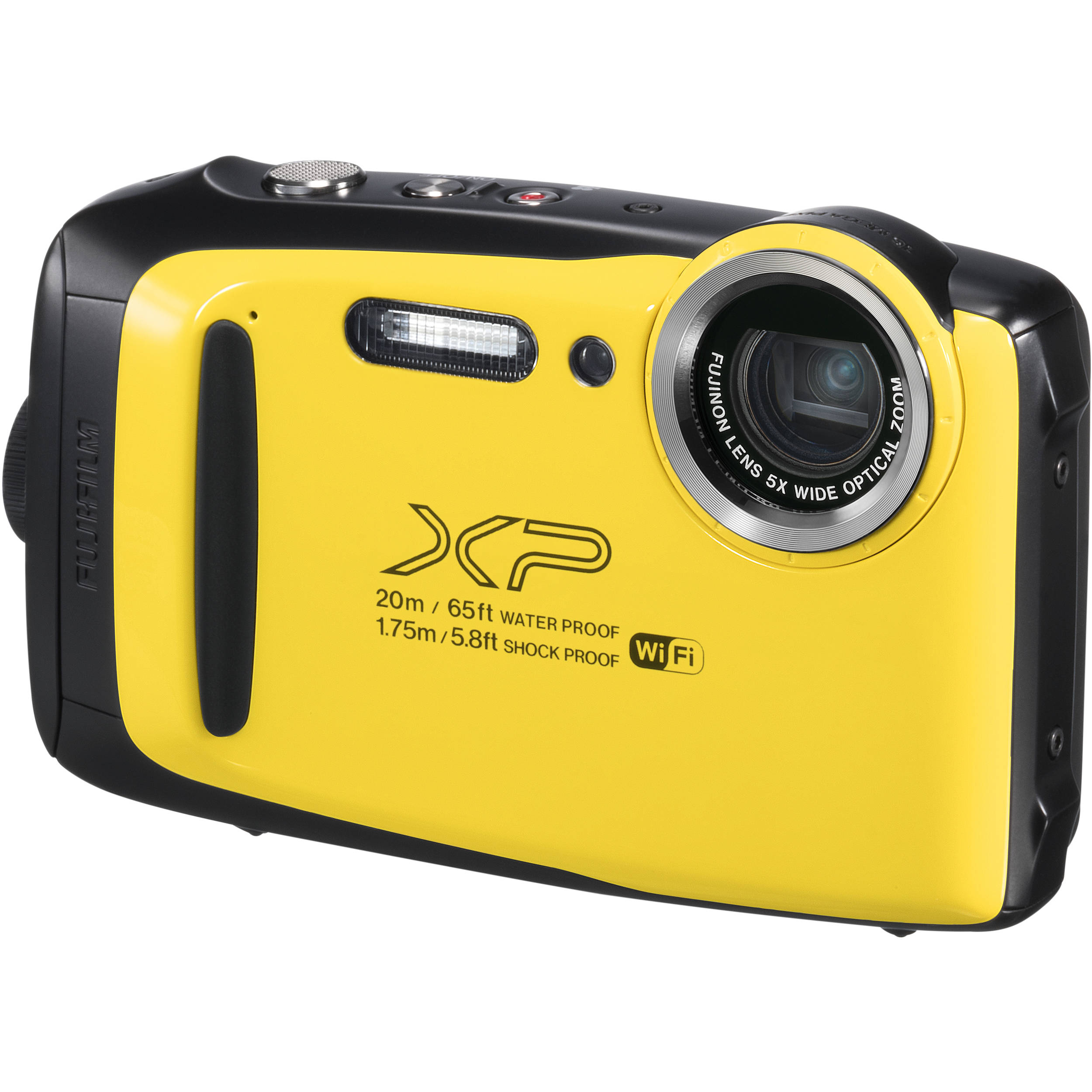 Fujifilm Finepix Xp130 Digital Camera Yellow 600019828 Bh Nokia 130 Kamera New