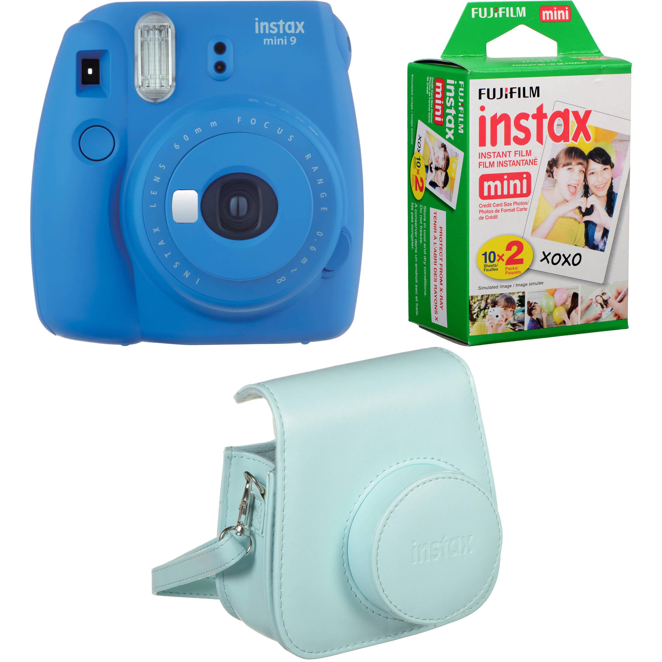 Fujifilm Instax Mini 9 Film Camera