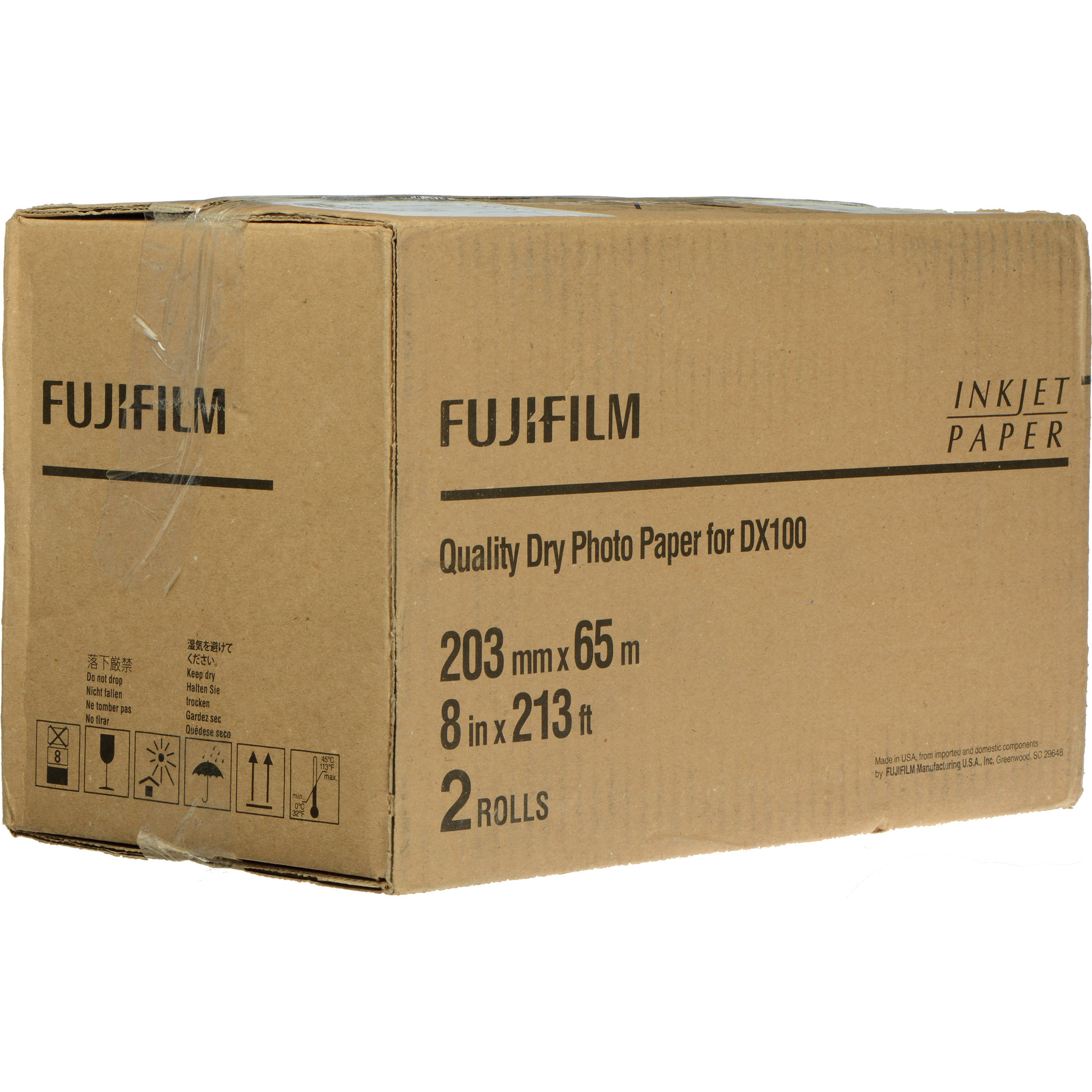 Fuji Colour Paper