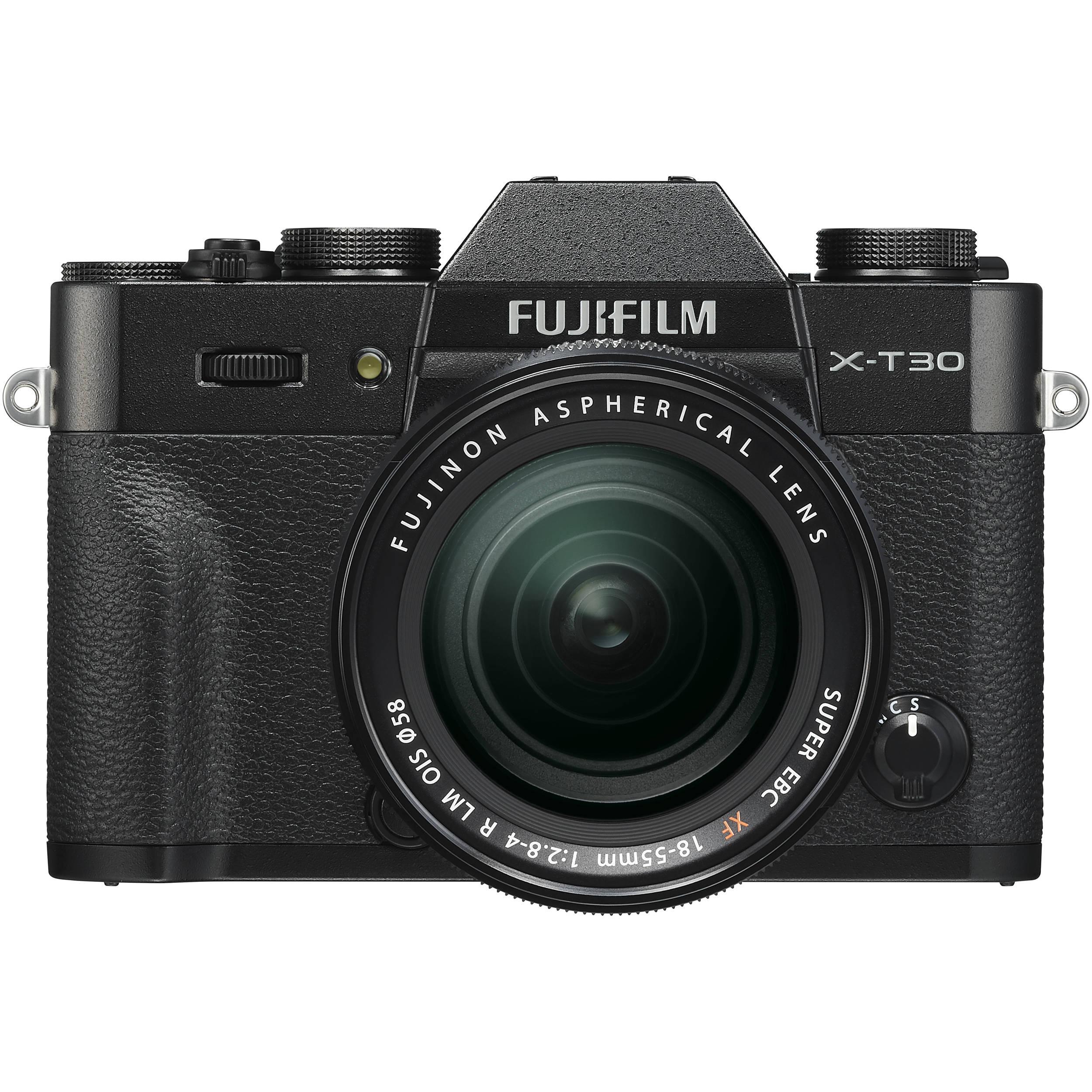 Fuji X Wedding Photography: FUJIFILM X-T30 Mirrorless Digital Camera With 18-55mm 16619920