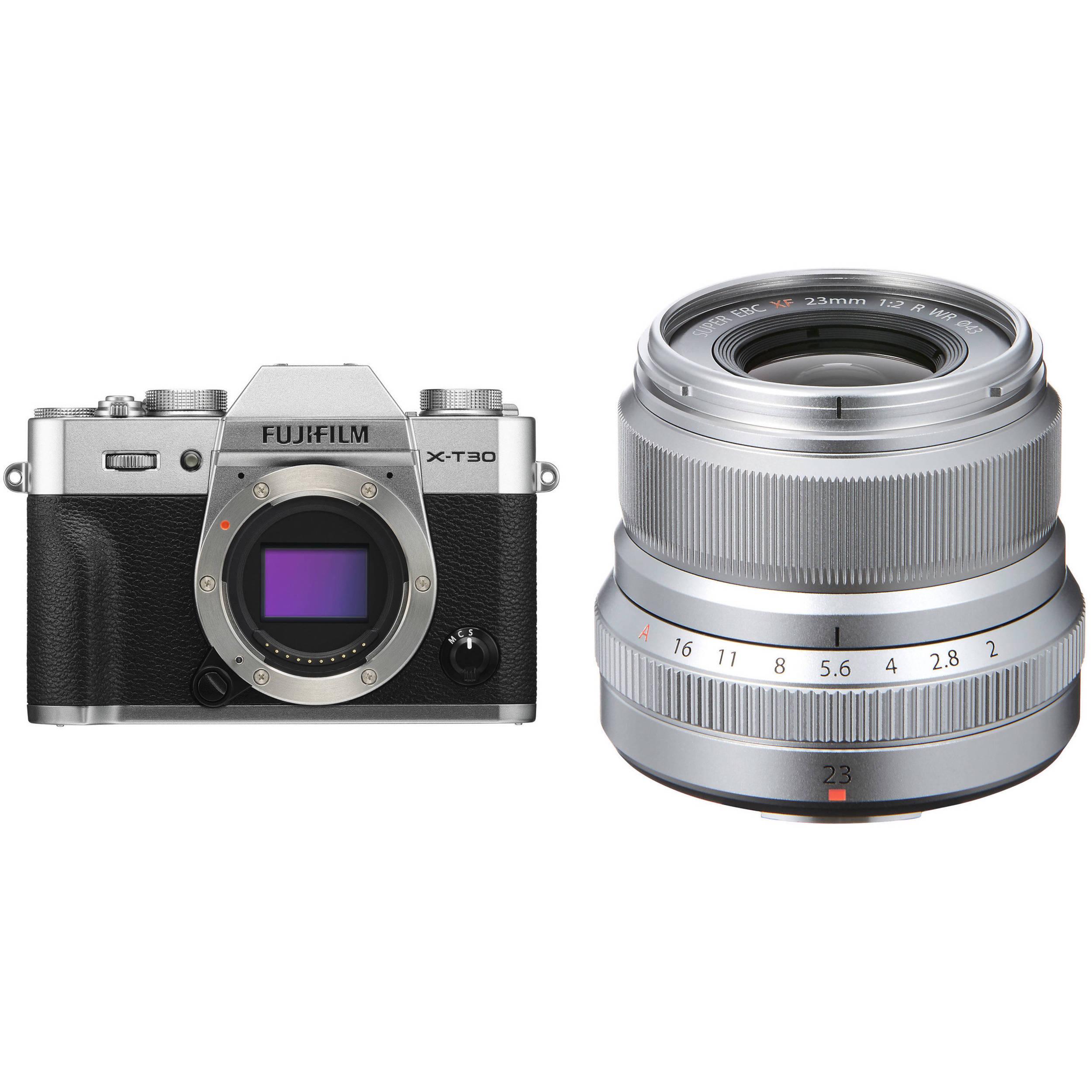 Fuji X Wedding Photography: FUJIFILM X-T30 Mirrorless Digital Camera With 23mm F/2