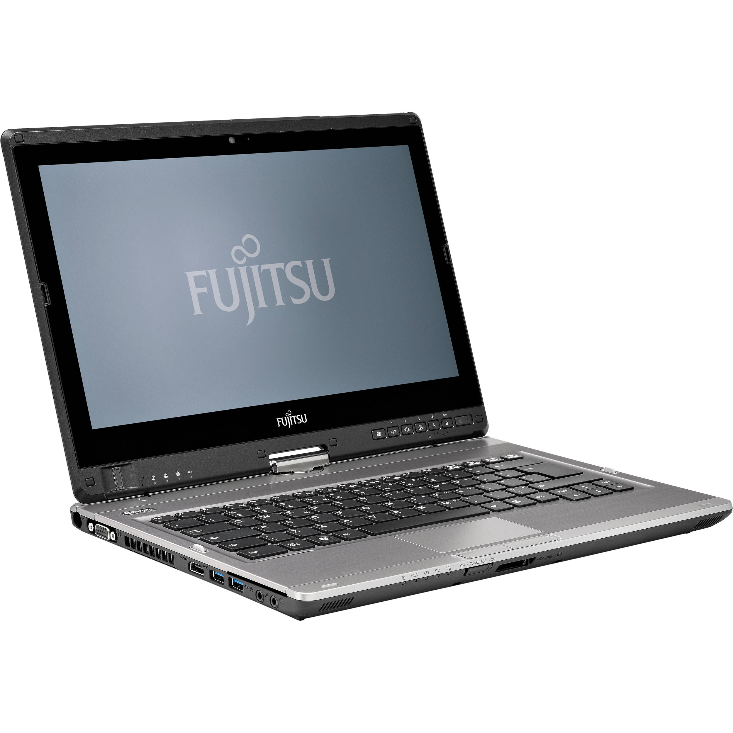 "Fujitsu LIFEBOOK T902 13.3"" Multi-Touch Convertible Notebook"